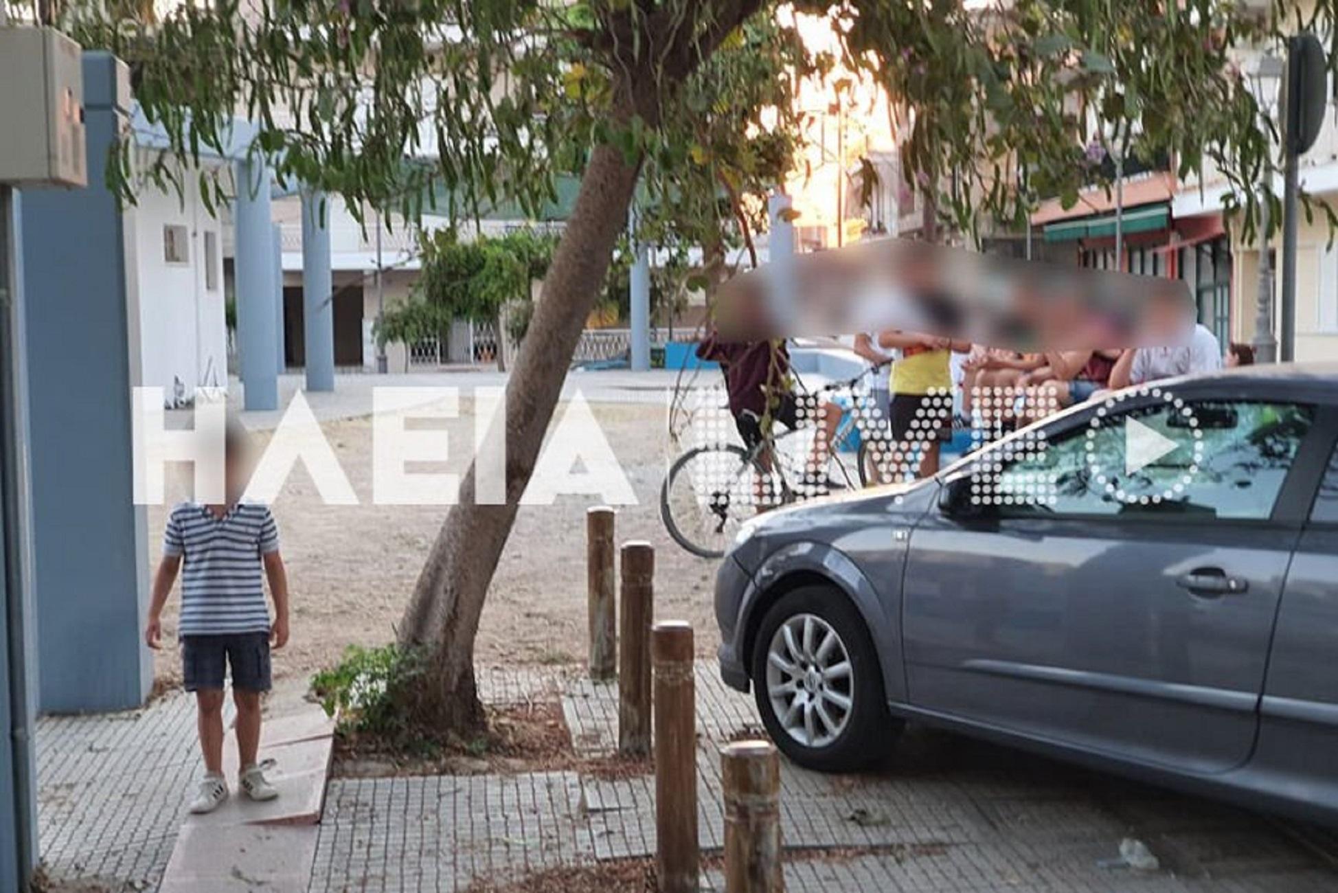 Πύργος: Ηλικιωμένος επιτέθηκε με όπλο σε παιδιά γιατί τον πείραζε το παιχνίδι τους