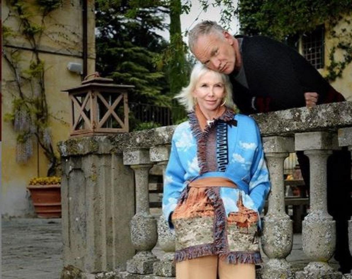 Στινγκ και Τρούντι Στάιλερ δοκιμάζουν κρασιά στο «Παλάτι» τους στην Τοσκάνη (pic, vid)