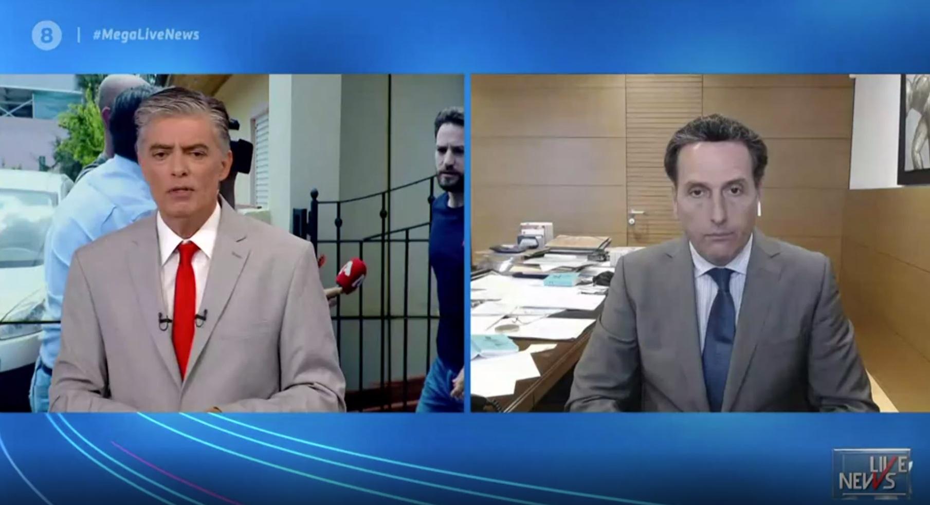 Δημητρακόπουλος για Γλυκά Νερά: «Ο πιλότος θα μείνει λίγα χρόνια στη φυλακή αν του αναγνωριστούν ελαφρυντικά»
