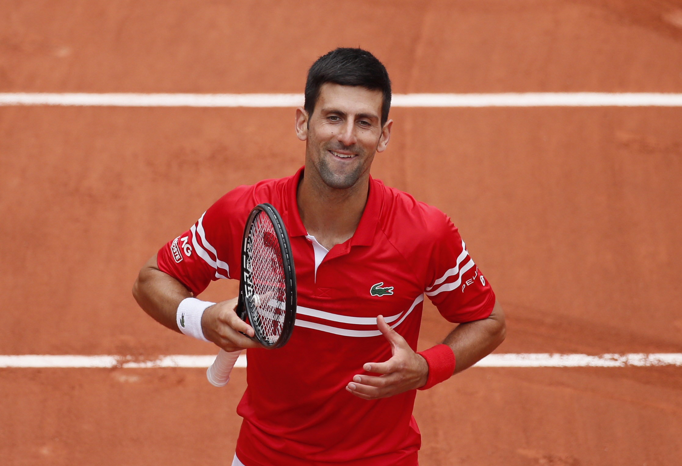 Roland Garros: «Περίπατος» για Τζόκοβιτς