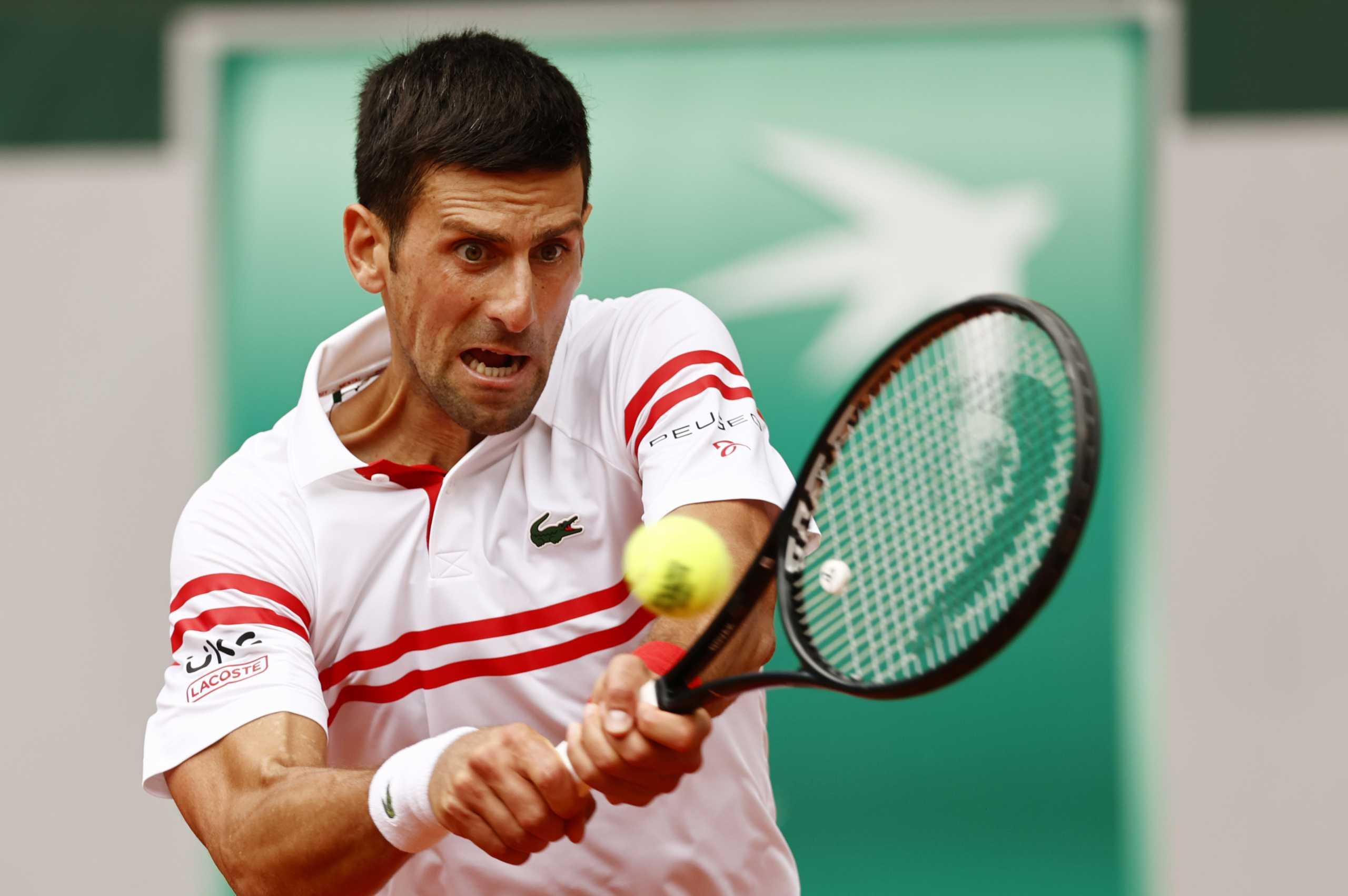 Τρομερός Τζόκοβιτς, στα προημιτελικά του Roland Garros με επική ανατροπή