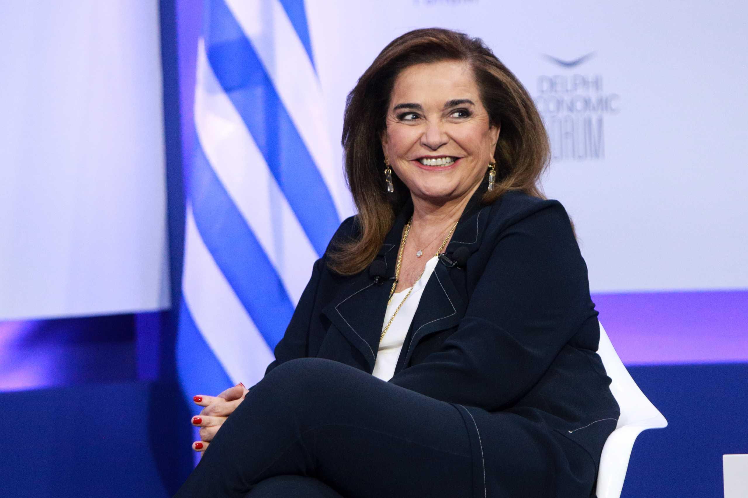 Ντόρα Μπακογιάννη για ελληνοτουρκικά: Είναι ώρα επιθετικής διπλωματίας