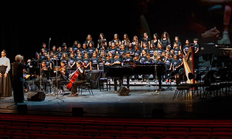 El Sistema Greece: η μουσική είναι η φωνή των παιδιών