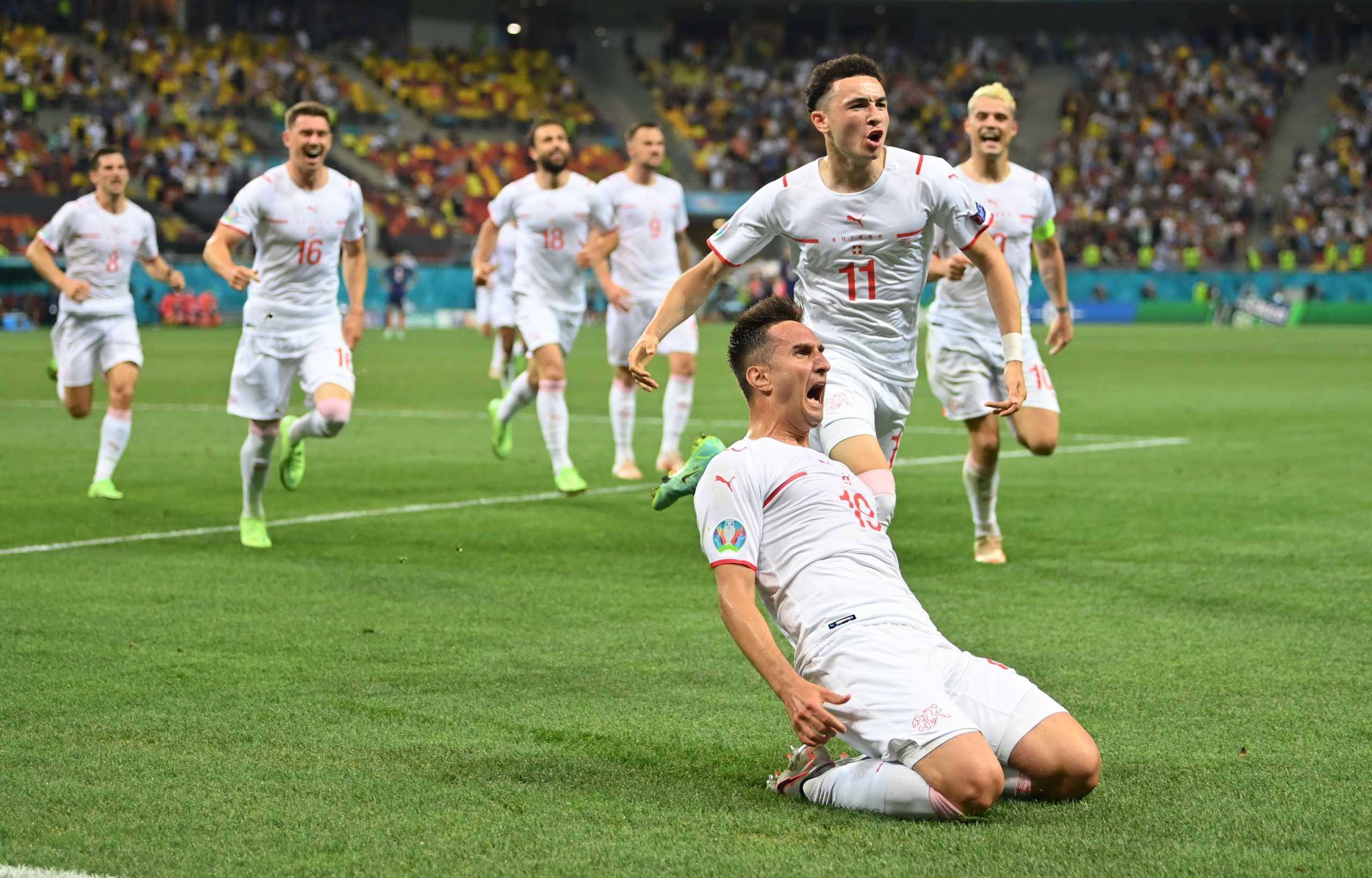 Euro 2020, Γαλλία – Ελβετία: Μιμήθηκαν τους Κροάτες και σόκαραν τους Γάλλους οι Ελβετοί