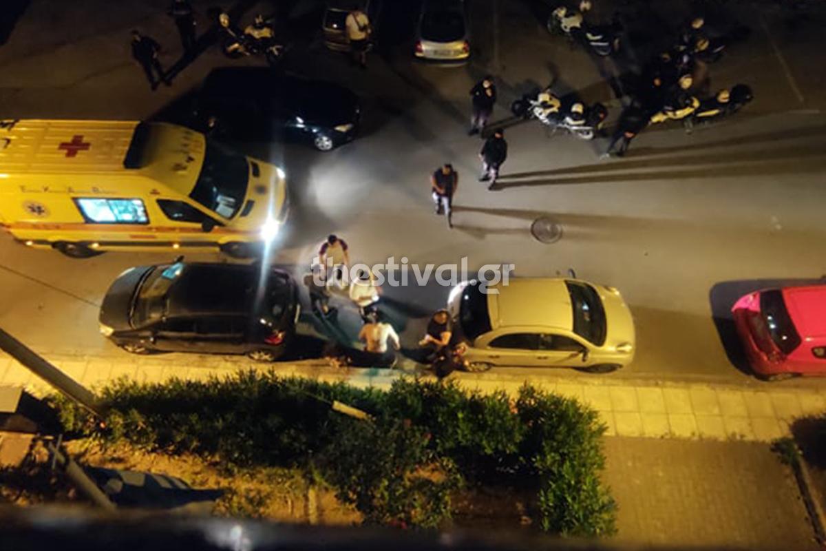 Θεσσαλονίκη: Άγριο επεισόδιο, έκαψαν 19χρονο με πυρσό