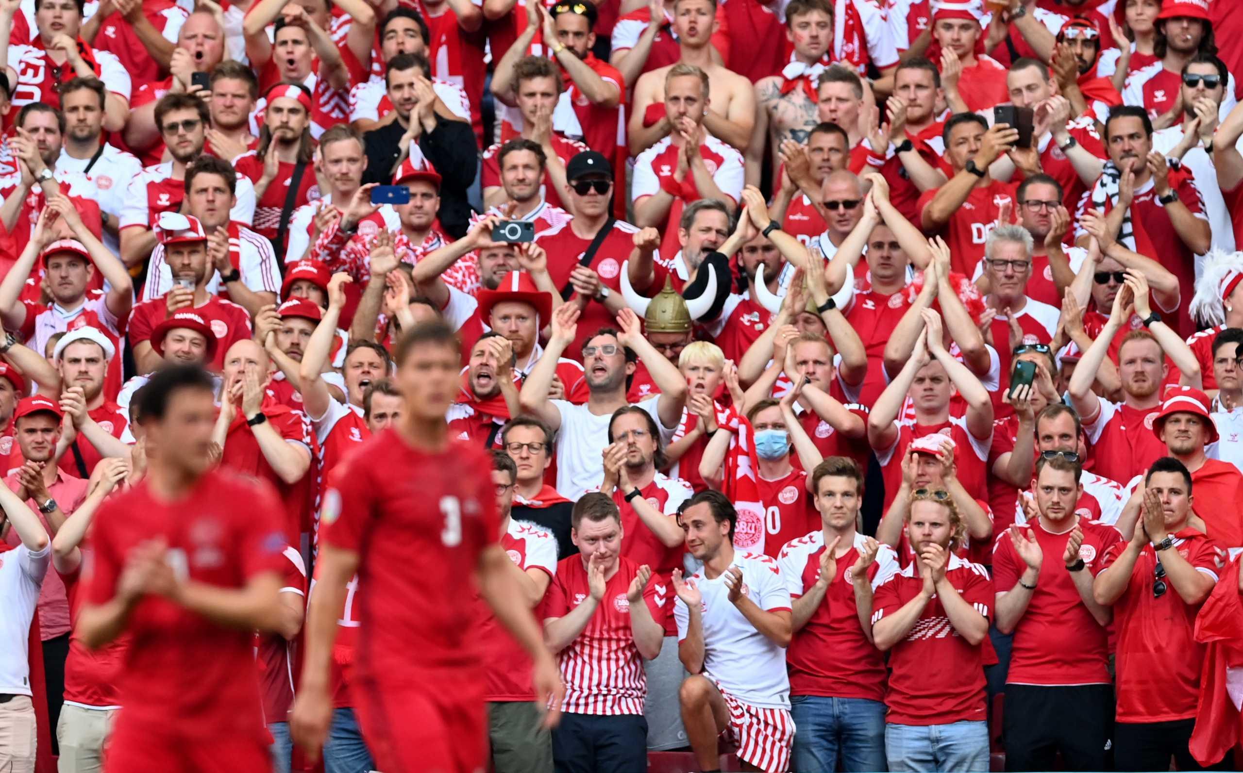 Euro 2020: Η χαλάρωση των μέτρων στα γήπεδα φέρνει αύξηση κρουσμάτων που ανησυχεί τον ΠΟΥ
