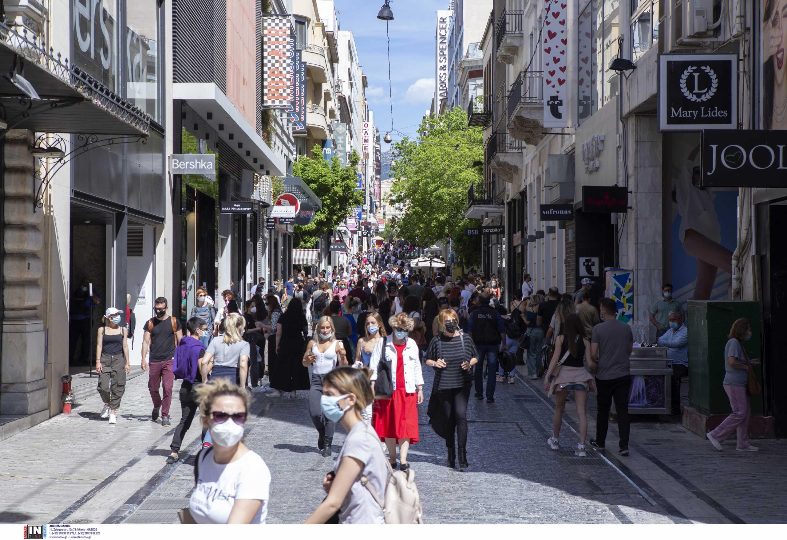 Κορονοϊός: Νέα χαλάρωση μέτρων – Τα κυβερνητικά σχέδια για λιανεμπόριο και τουρισμό