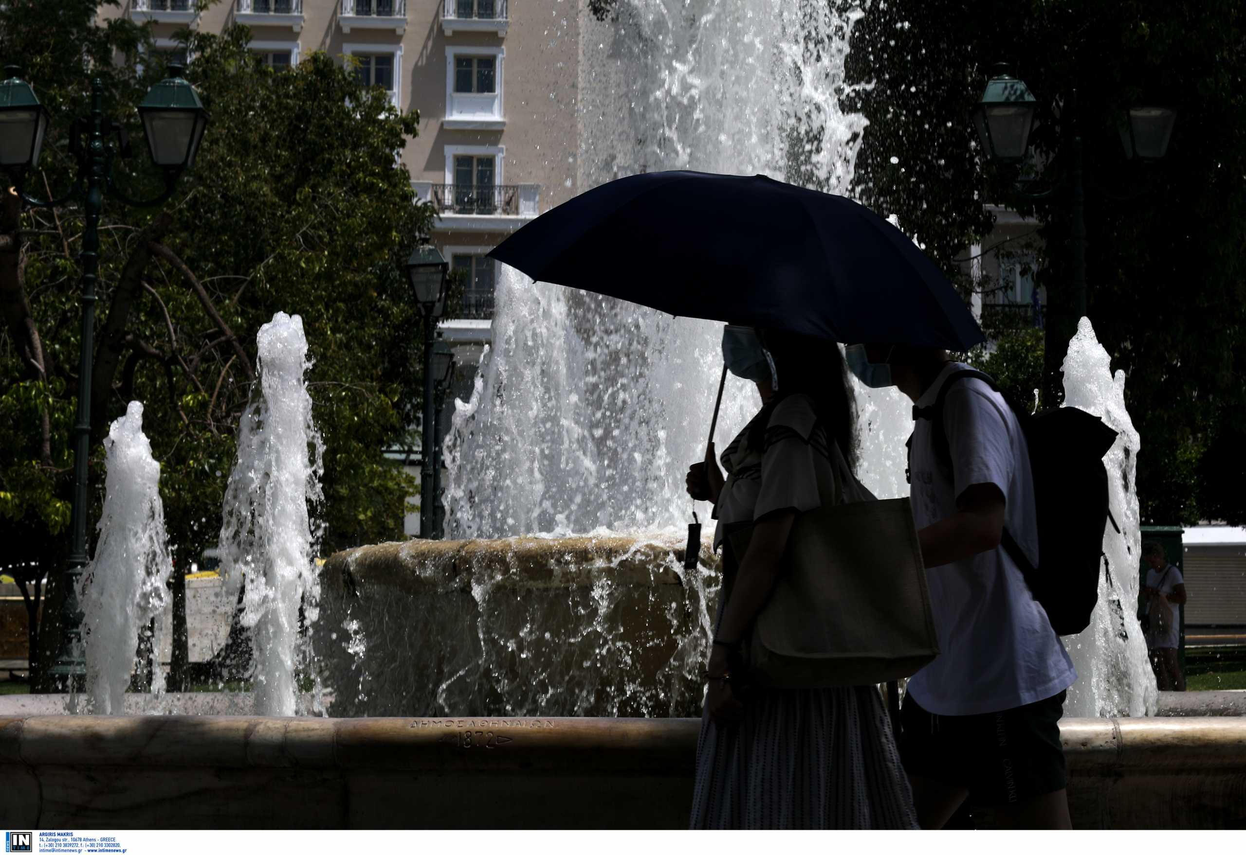 Καιρός: Καύσωνας 10 ημερών με διάλειμμα μίας ημέρας – Πού θα φτάσει η θερμοκρασία