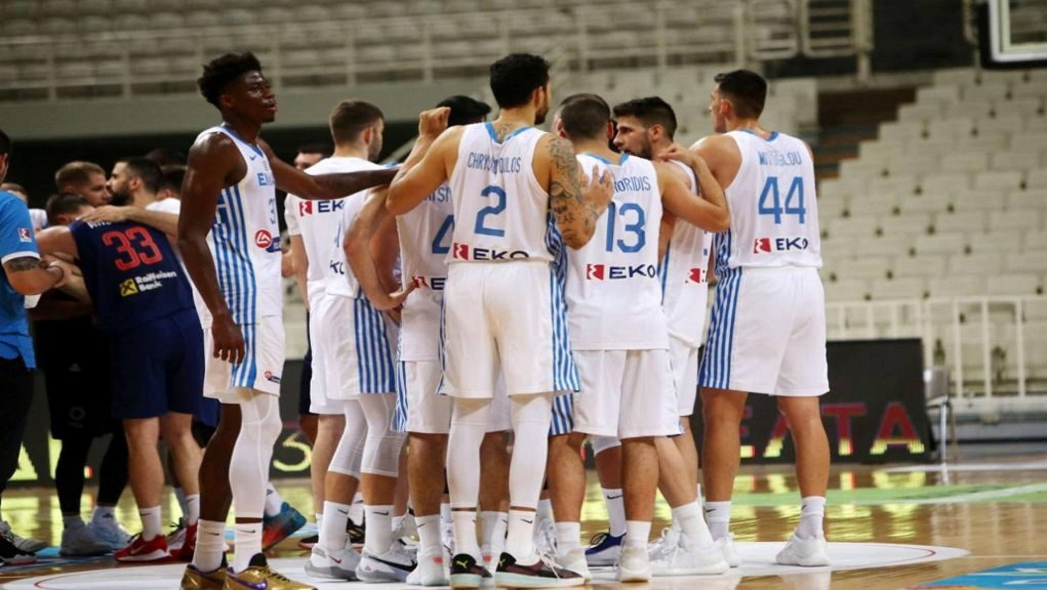 Η ΕΡΤ δίπλα στην Εθνική Ομάδα Μπάσκετ στο προολυμπιακό τουρνουά καλαθοσφαίρισης