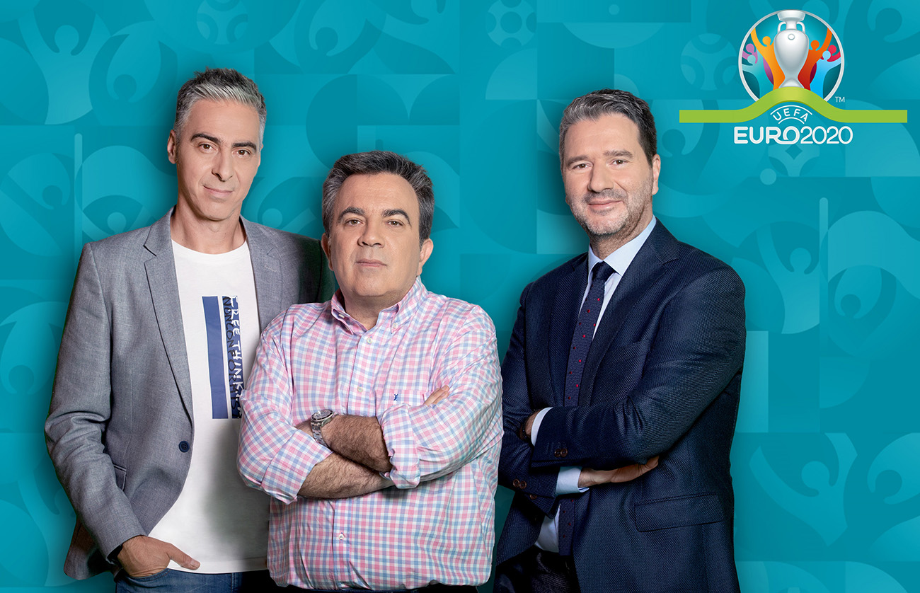 Euro 2020 – Πρώτη αγωνιστική: Πρόγραμμα αγώνων και εκπομπές στον ΑΝΤ1