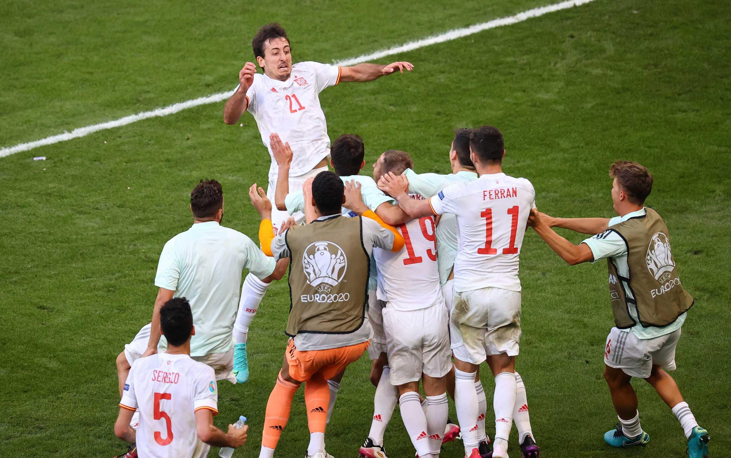 Euro 2020, Κροατία – Ισπανία 3-5: Ιστορική ματσάρα και πρόκριση θρίλερ για τους Ισπανούς