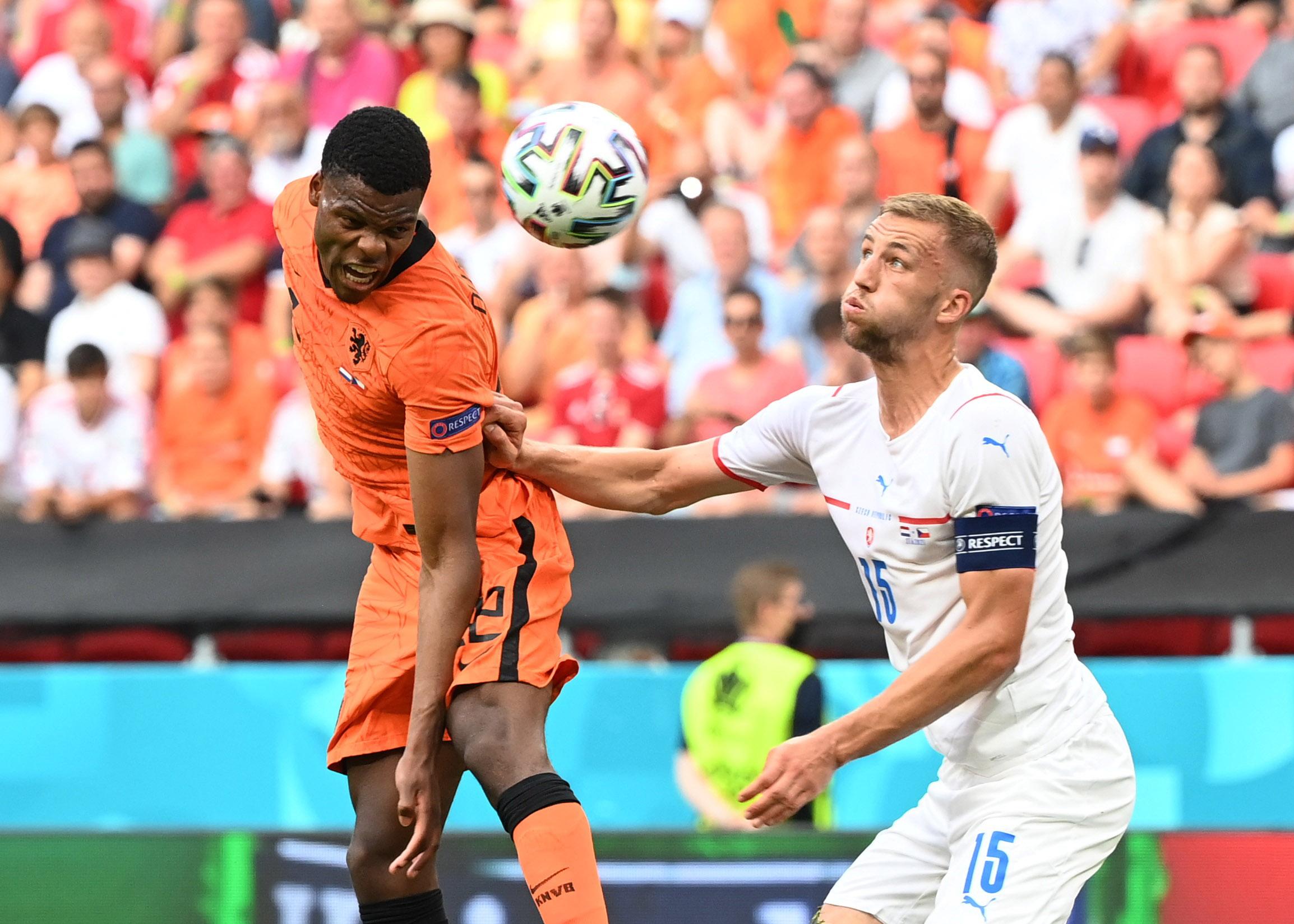 Euro 2020, Ολλανδία – Τσεχία LIVE για τους «16» της διοργάνωσης
