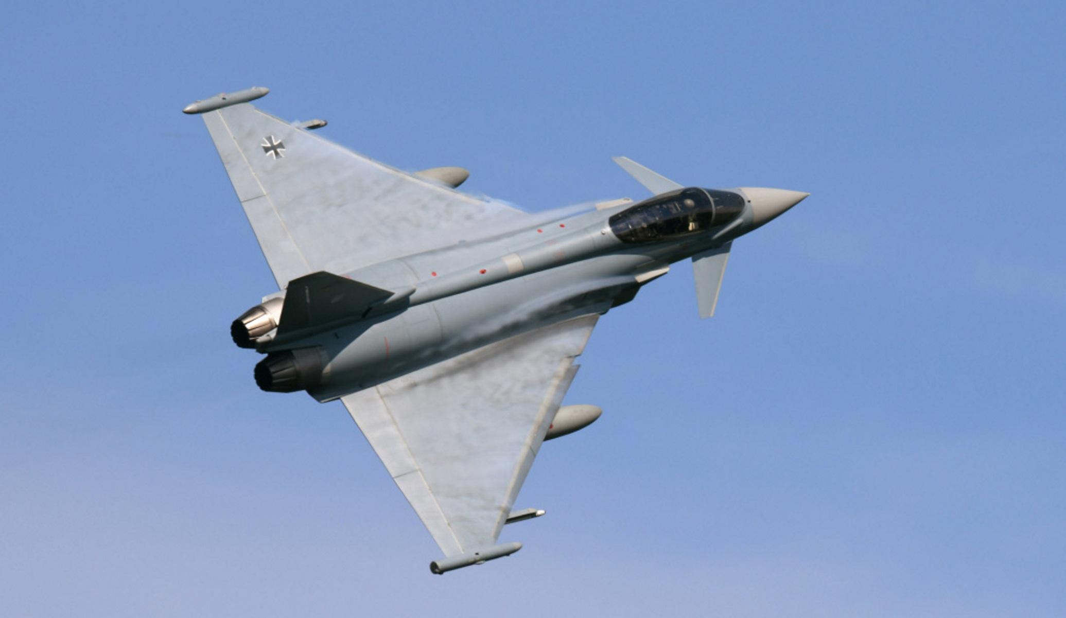 Eurofighter: Άγριο «μπάσιμο» της Airbus στα F-35 για τα μαχητικά της Ελβετίας