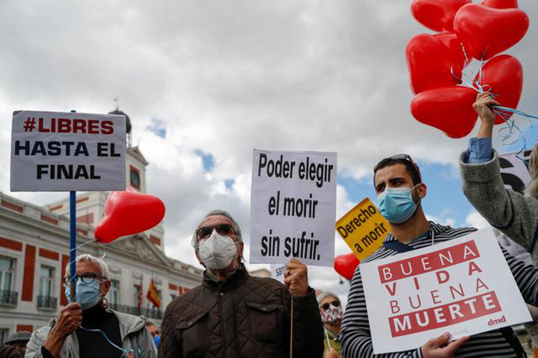 Ισπανία: Σε ισχύ από σήμερα η ευθανασία