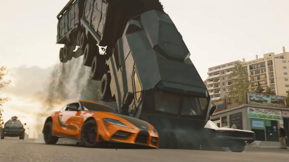 Ένας αστροφυσικός αποδομεί τις σκηνές δράσης του Fast and Furious 9! (video)