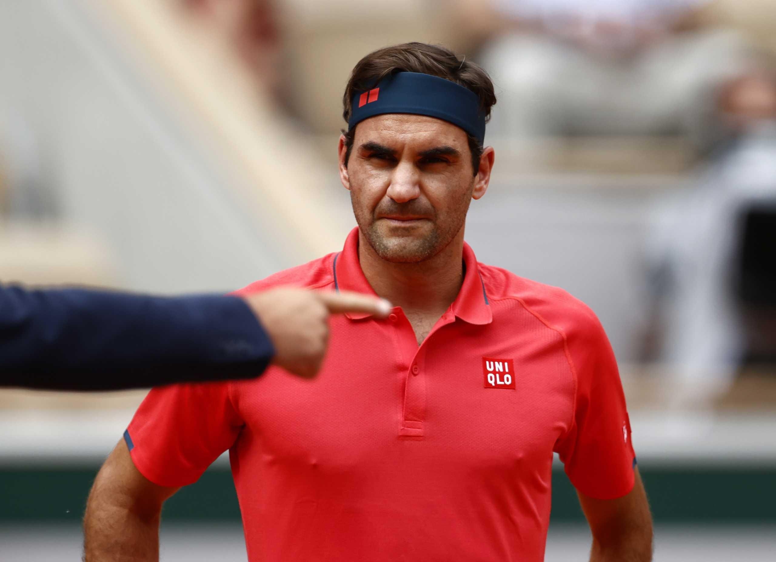 Roland Garros: Τέλος ο Φέντερερ, ανακοίνωσε την απόσυρσή του