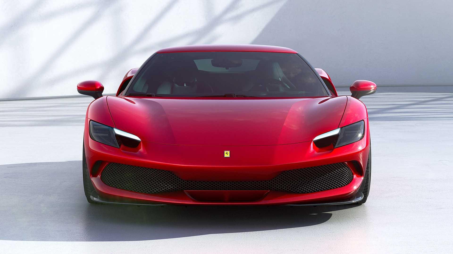 Η νέα Ferrari 296 GTB σπάει ρεκόρ με την ιπποδύναμή της (video)
