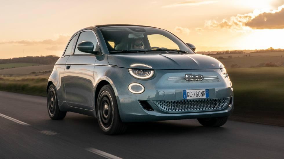 Η FIAT θα παράγει μόνο ηλεκτρικά αυτοκίνητα από το 2030 και μετά!