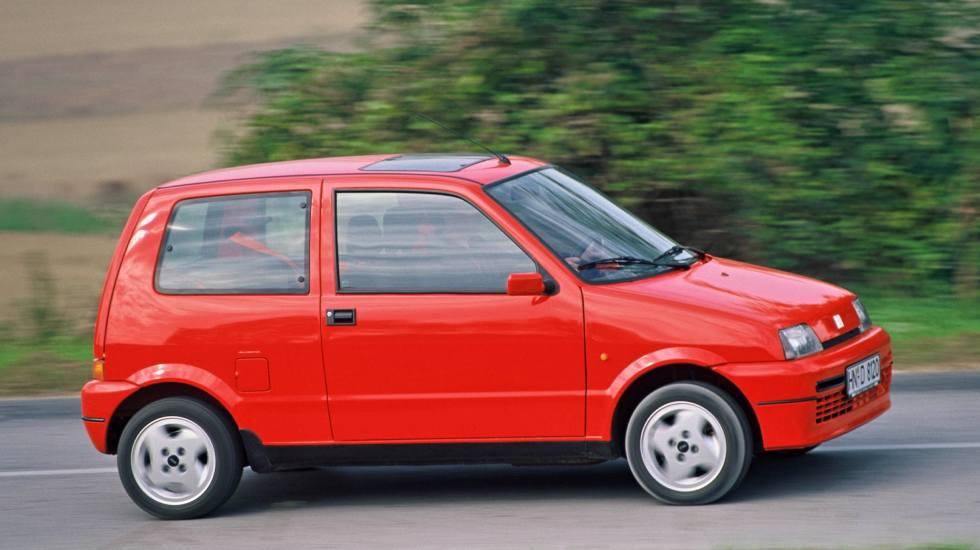 FIAT Cinquecento: Όταν η ιταλική φίρμα έφερε τα πίσω εμπρός (video)