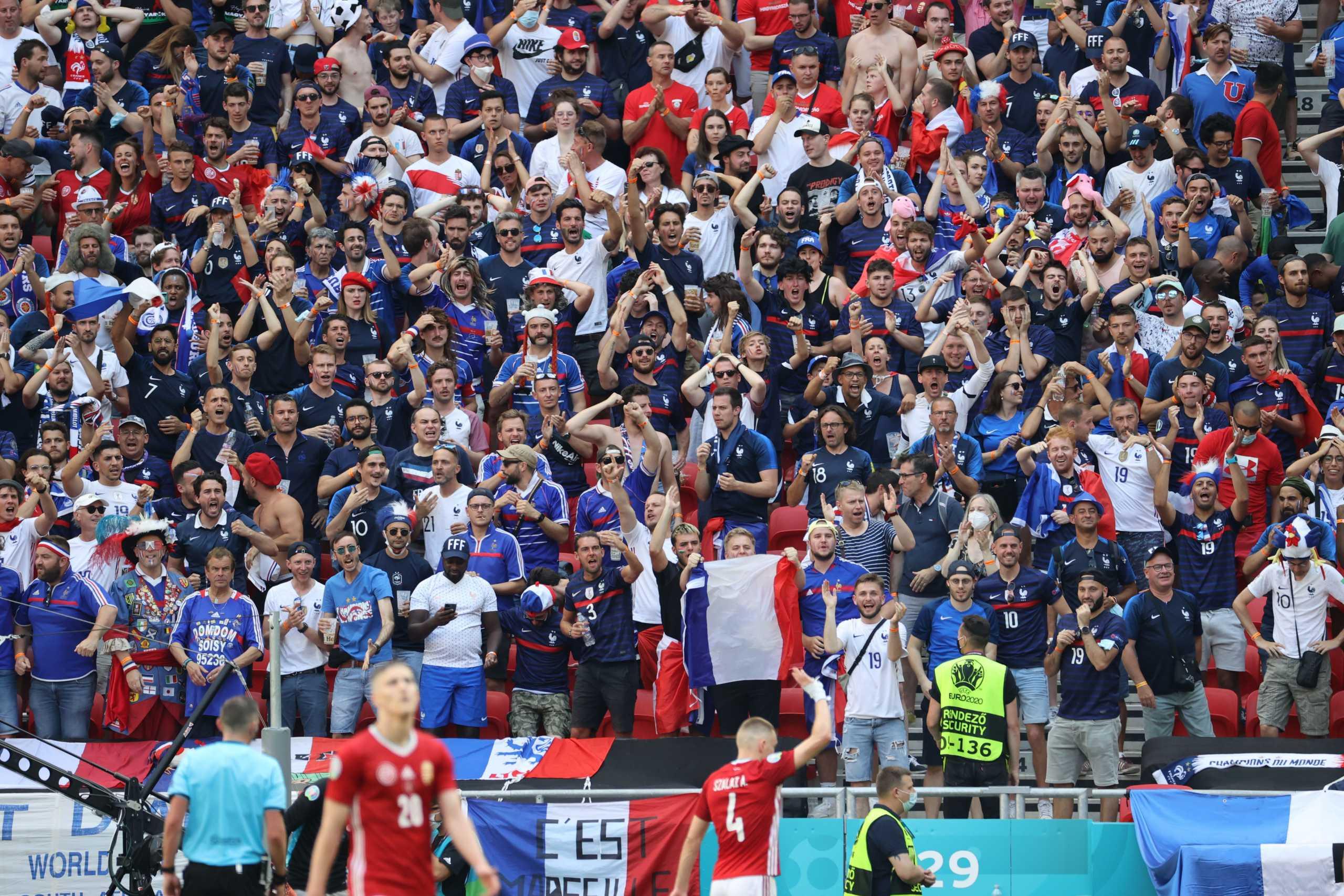 Euro 2020: Με 25.000 θεατές στις κερκίδες το Γαλλία – Ελβετία στο Βουκουρέστι