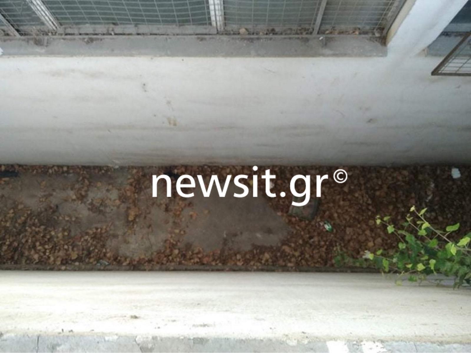 Θεσσαλονίκη: Με τραύματα παντού η 19χρονη που έπεσε σε φρεάτιο του ΑΠΘ