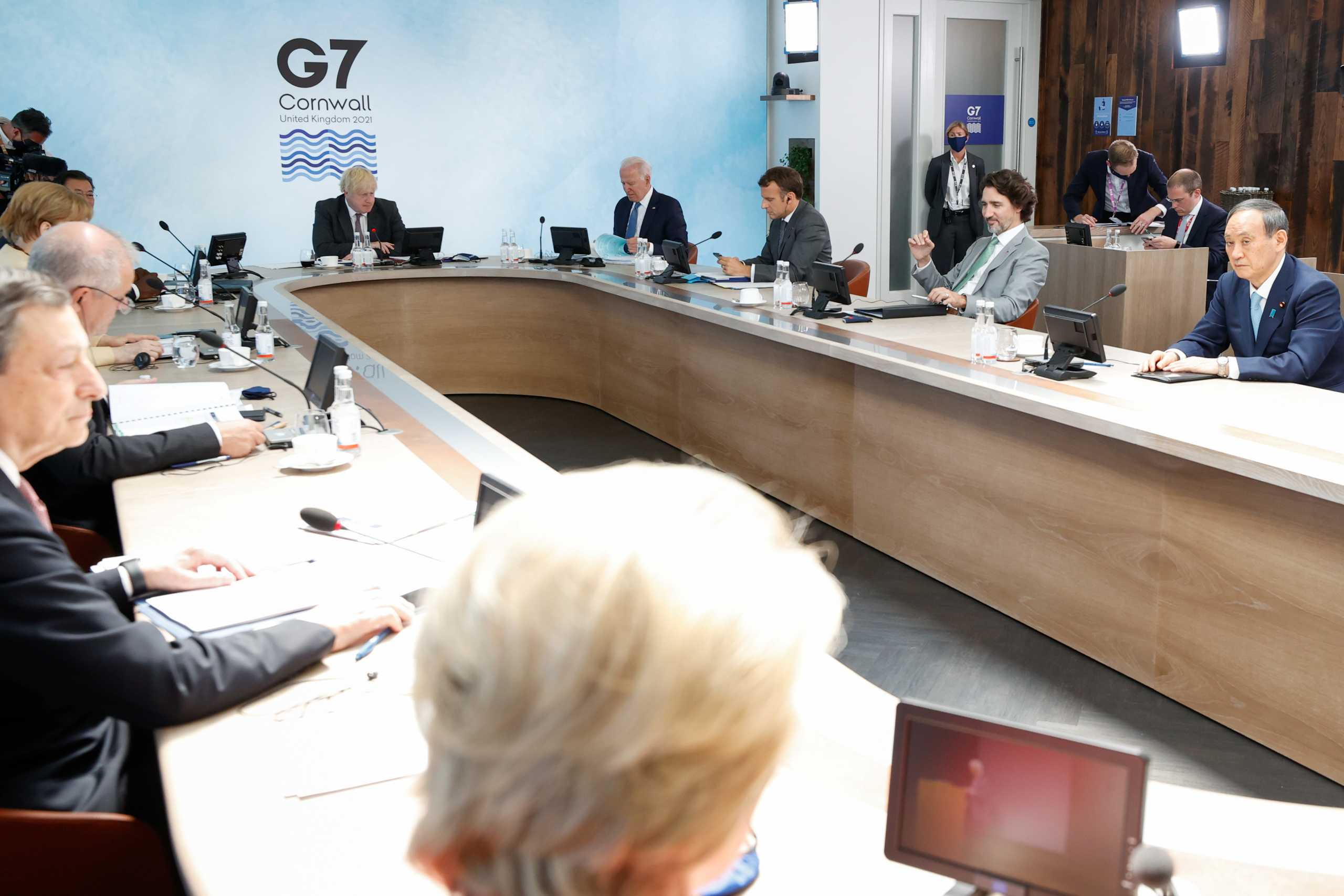 G7: Εμβόλια, Κίνα και Ρωσία στο «τραπέζι» των ηγετών – Όλα όσα συζητήθηκαν και αποφασίστηκαν