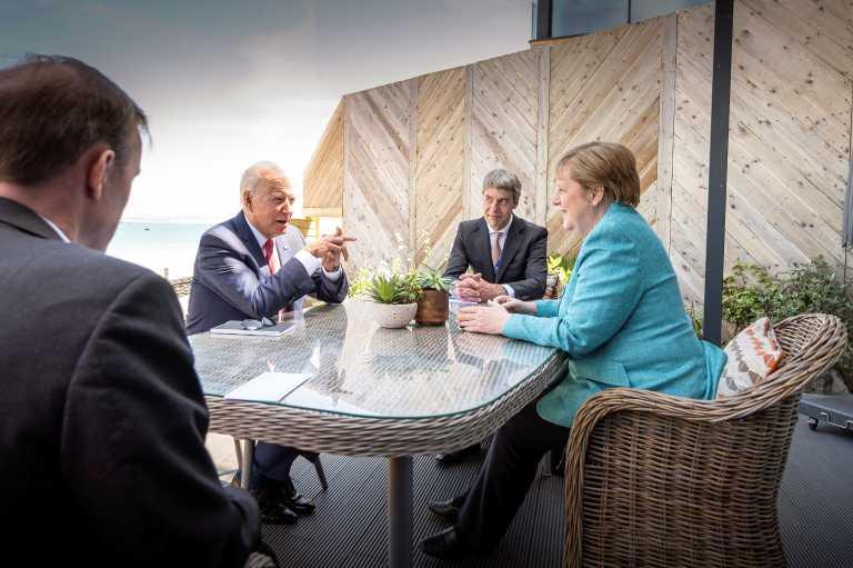 G7: «Ύμνοι» για Μπάιντεν μετά το... πλήρες χάος με Τραμπ