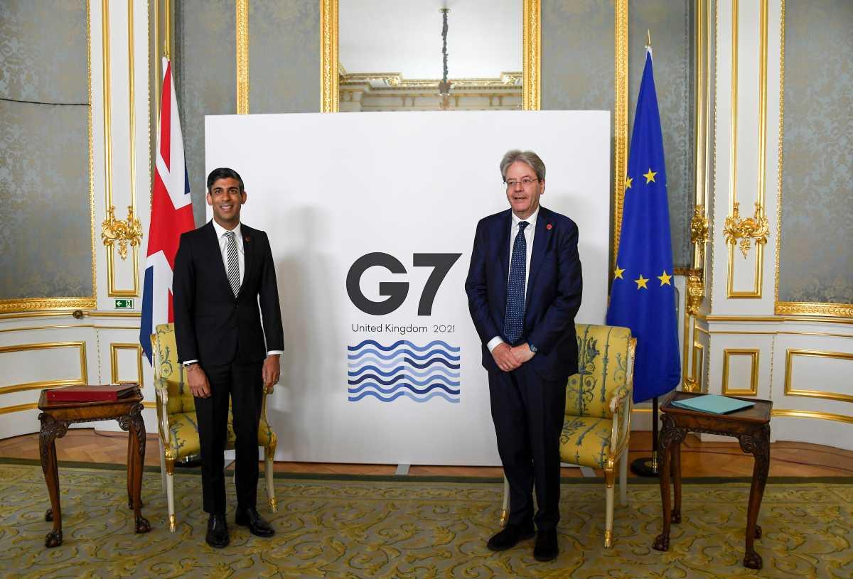 Χαιρετίζουν την συμφωνία για τον παγκόσμιο εταιρικό φόρο οι μεγάλες δυνάμεις – Οι πρώτες αντιδράσεις