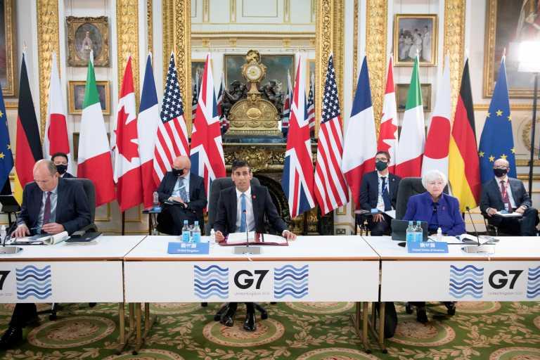Κορονοϊός: Η G7 θα δωρίσει 1 δισ. εμβόλια στις φτωχές χώρες