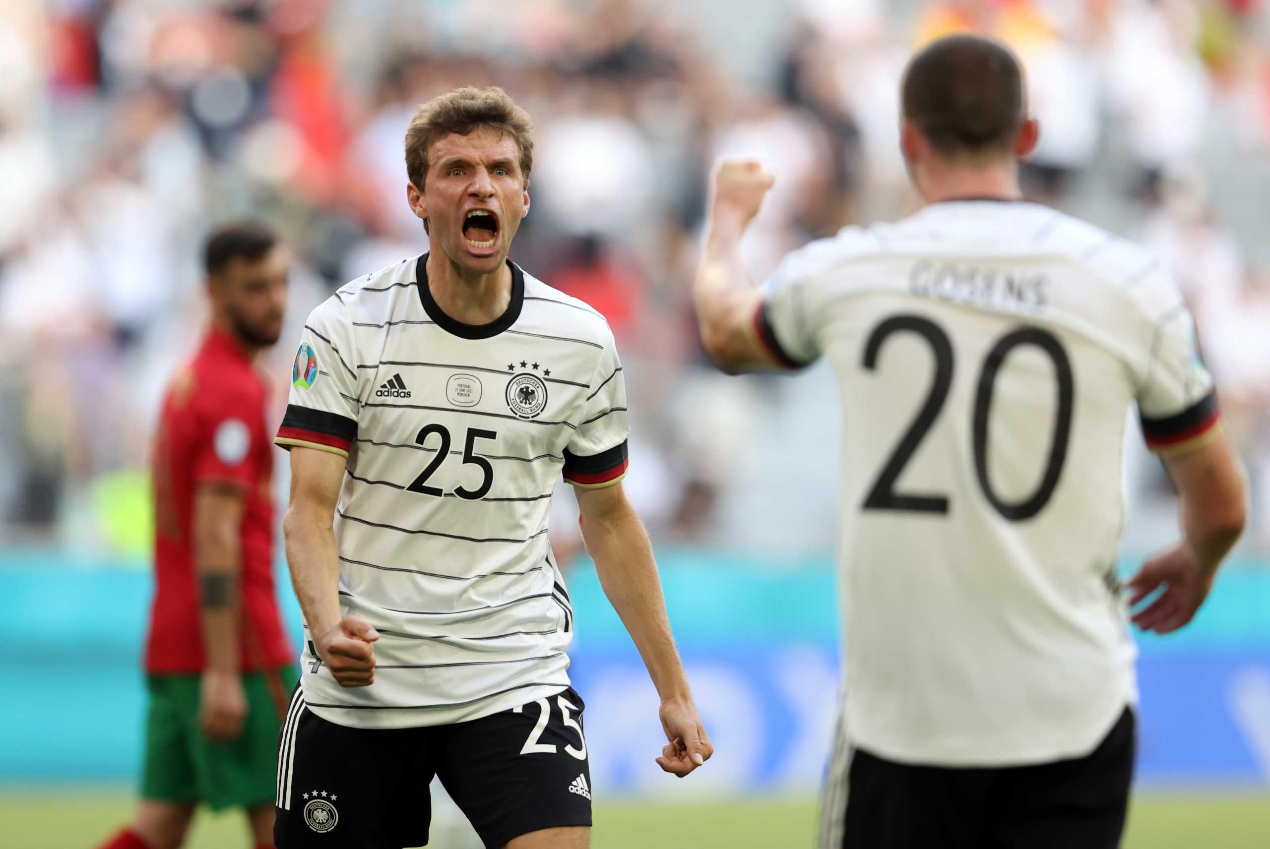 Euro 2020: Πλήγμα με Μίλερ στη Γερμανία