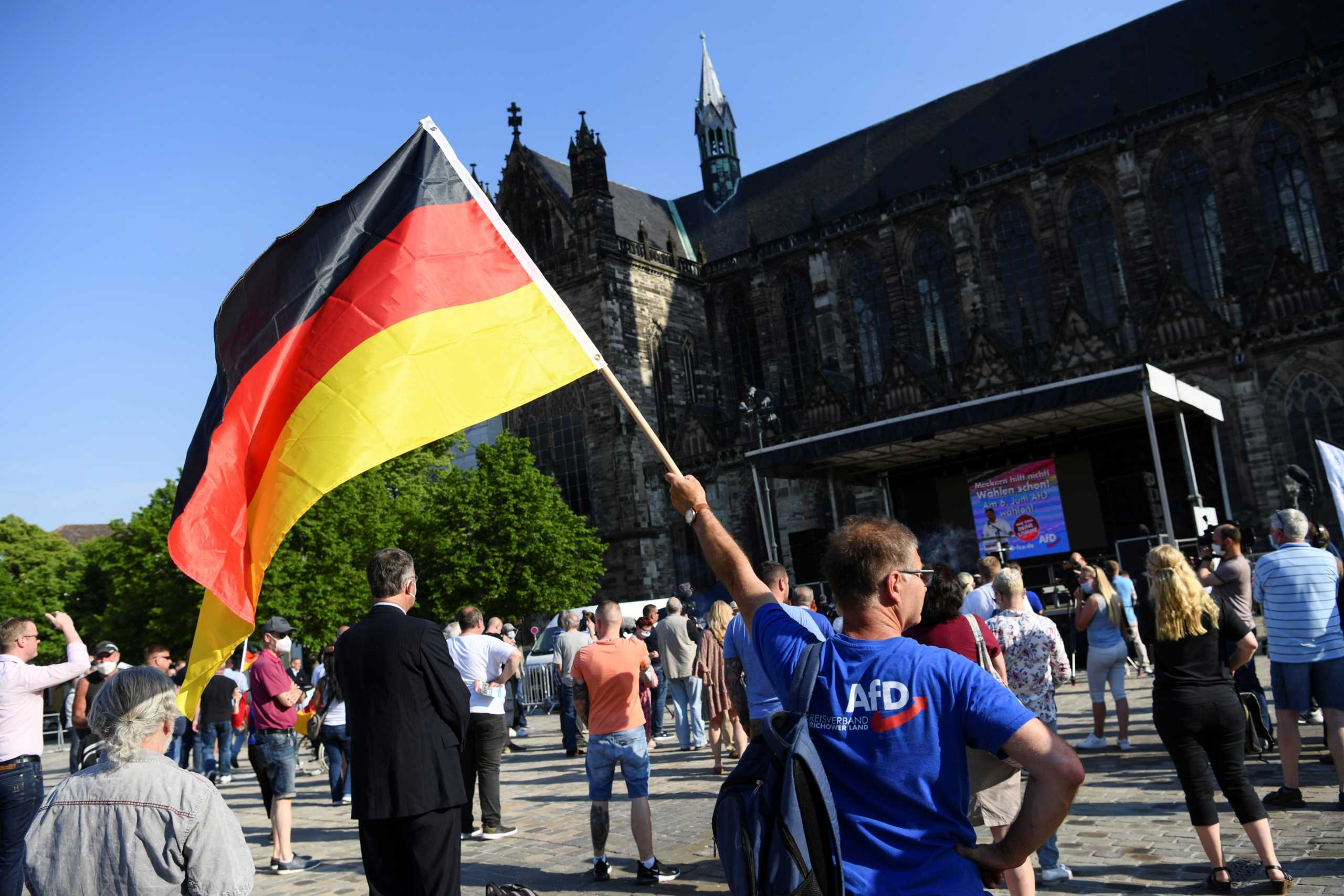 Γερμανία: Κρίσιμη εκλογική αναμέτρηση CDU και AfD στην Σαξονία – Άνχαλτ