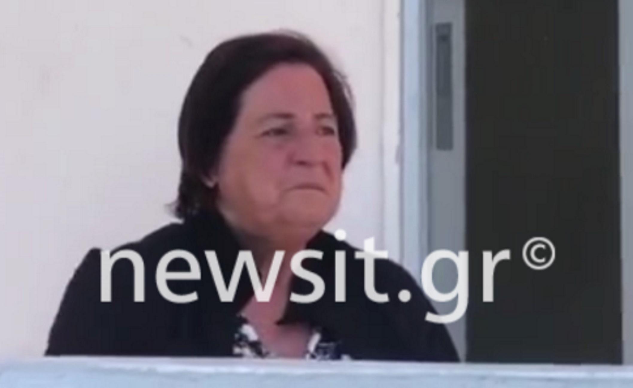 Θεσσαλονίκη: Συντετριμμένη η γιαγιά του παιδιού που σκοτώθηκε σε βόθρο – «Εδώ το είχαμε το μωρό μας»