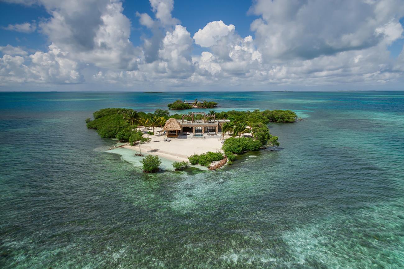 Το ιδιωτικό νησί που όλοι θα θέλαμε να κάνουμε διακοπές αυτό το καλοκαίρι