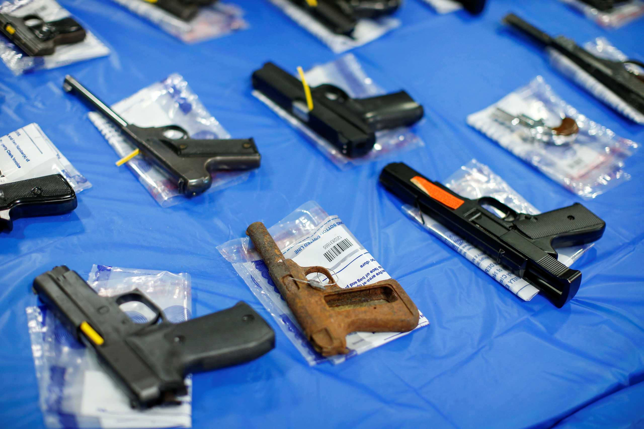 Τέξας: Δημόσια οπλοφορία χωρίς άδεια και με τη βούλα