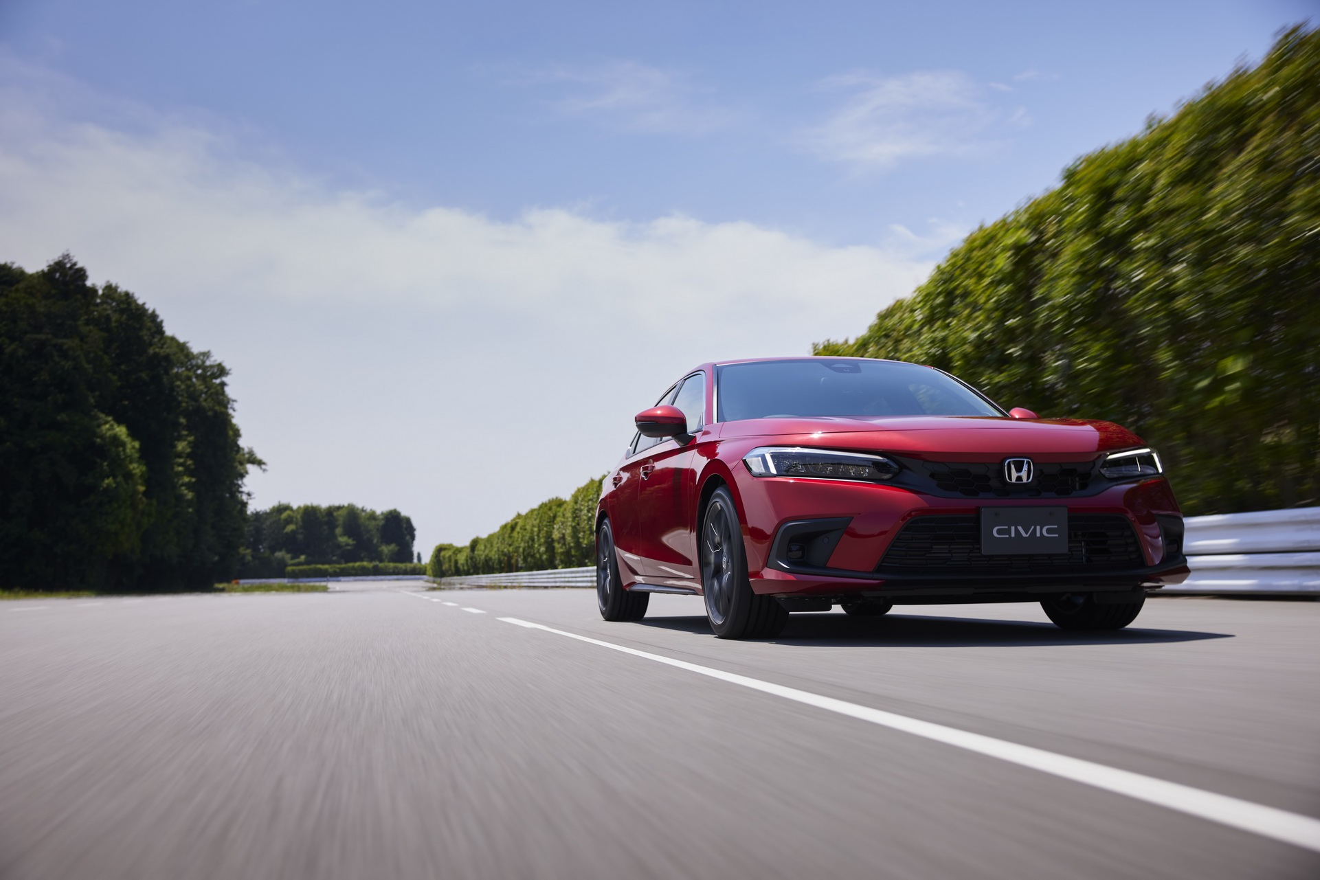 Honda: Αποκαλυπτήρια για το νέο Civic – Πότε θα κυκλοφορήσει στην Eυρώπη; (video)