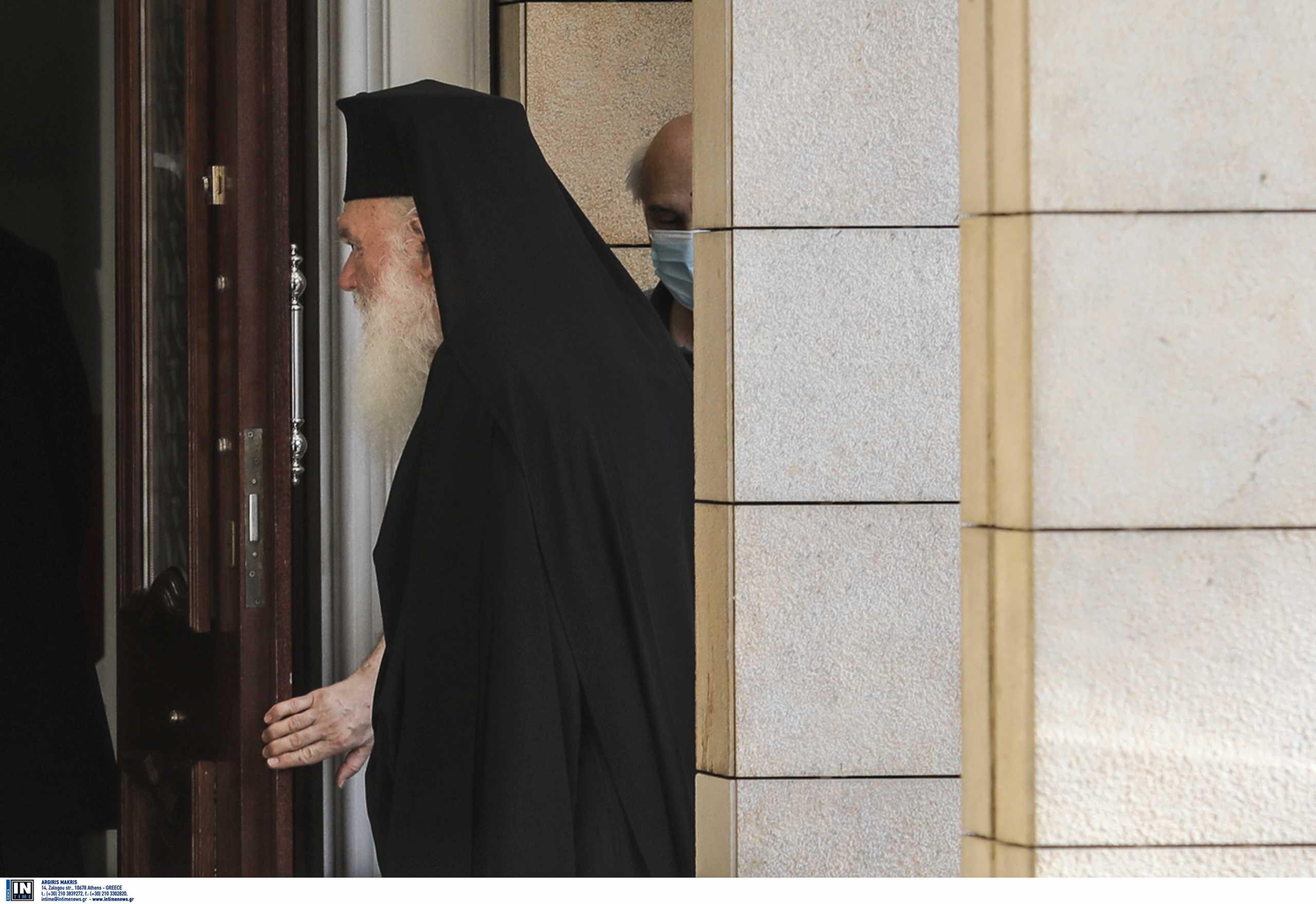 Ιερώνυμος για ιερέα: «Άλλο πράγμα η συγχώρεσις, άλλο πράγμα η Δικαιοσύνη»