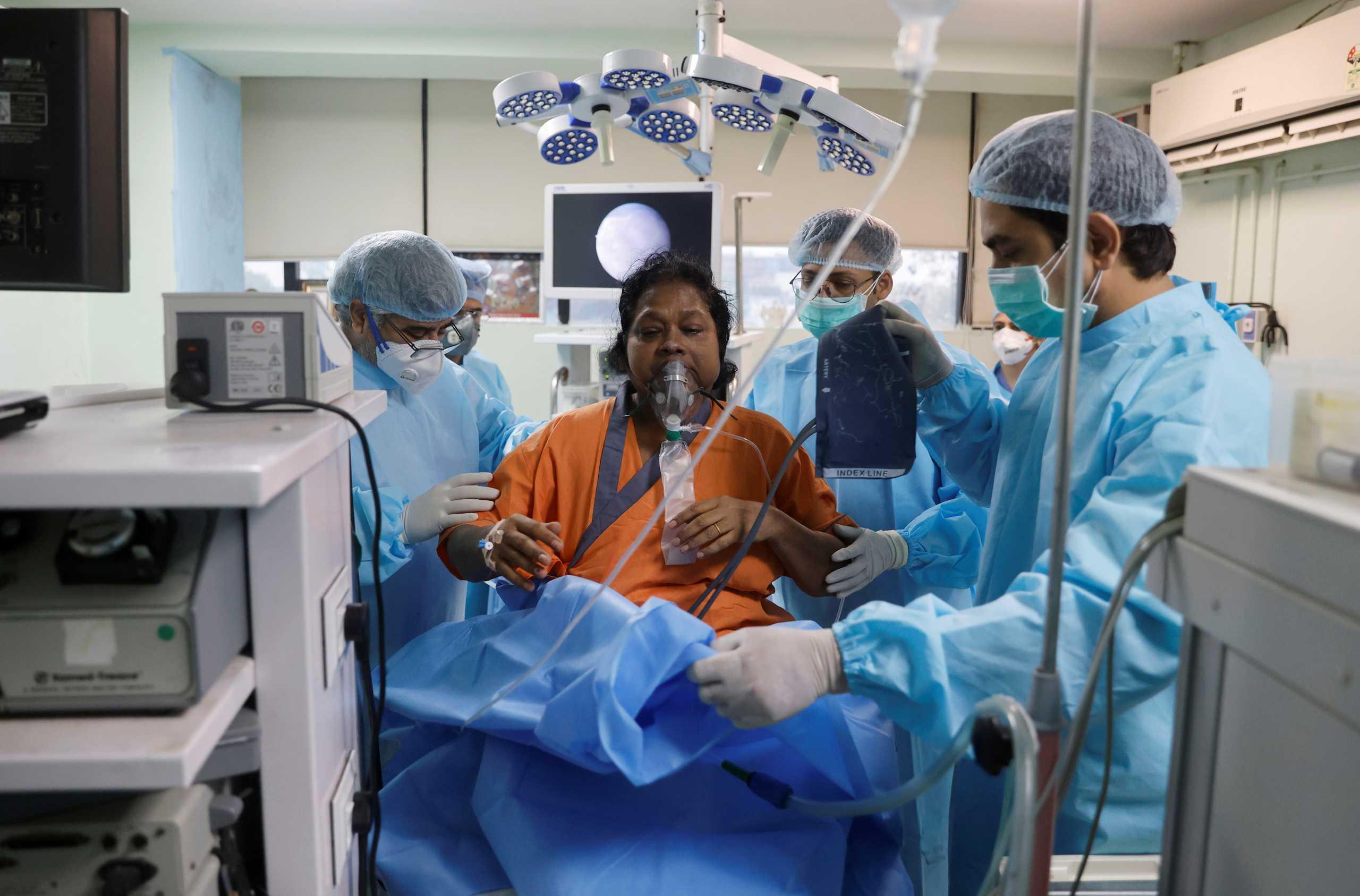 Ινδία: 132.788 κρούσματα κορονοϊού και 3.207 νεκροί το τελευταίο 24ωρο
