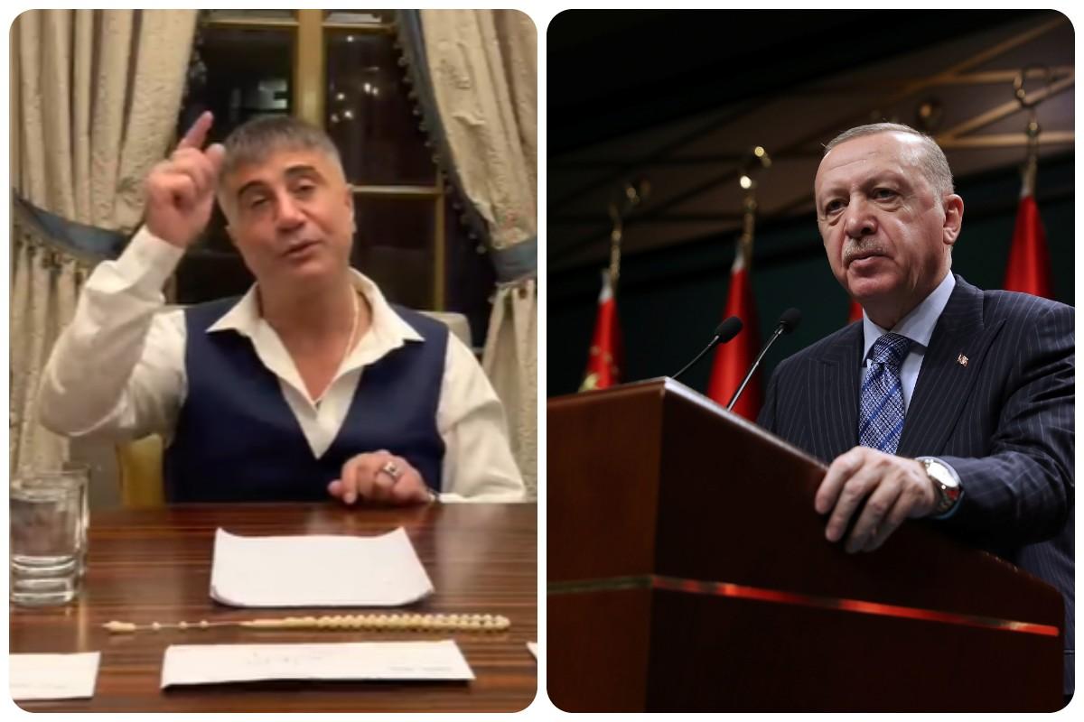 «Ξαναχτύπησε» ο Πεκέρ: Καταγγέλλει μεταφορά όπλων σε τζιχαντιστές με πρωταγωνιστή συγγενή του Ερντογάν! [vid]