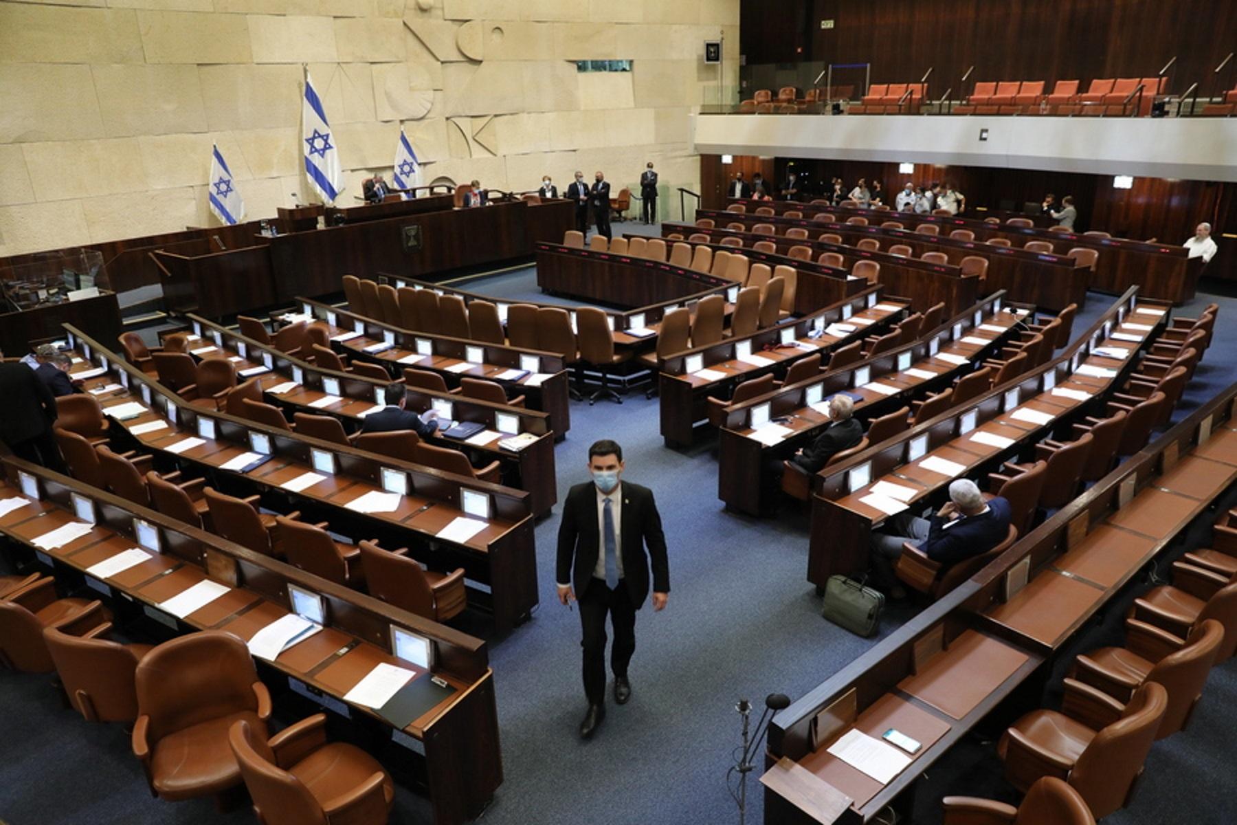 Στις 14 Ιουνίου ψηφίζεται η νέα κυβέρνηση του Ισραήλ