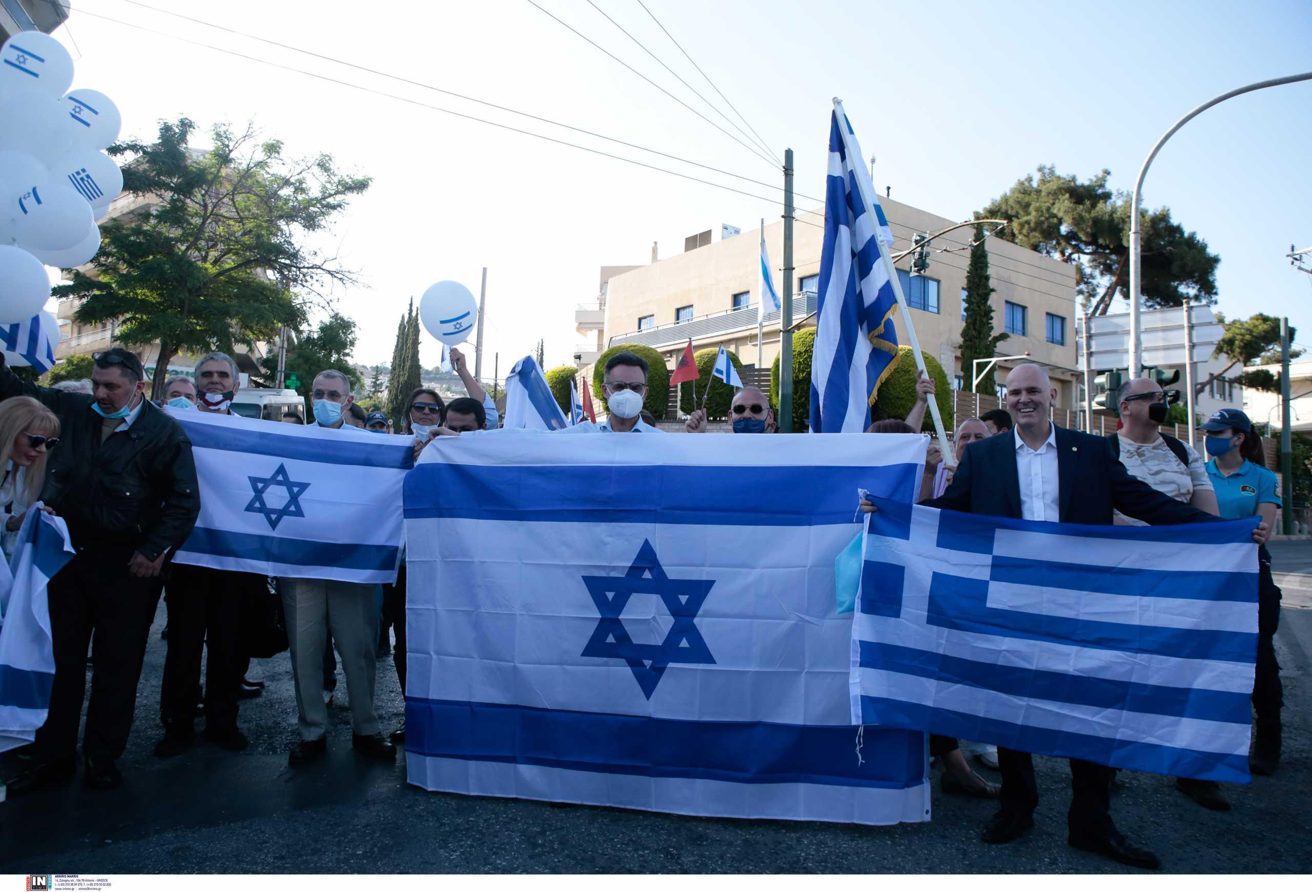 «Οι ελληνο-ισραηλινές σχέσεις θα συνεχίσουν να είναι καλές ανεξάρτητα από το ποιος είναι στην εξουσία στο Ισραήλ»