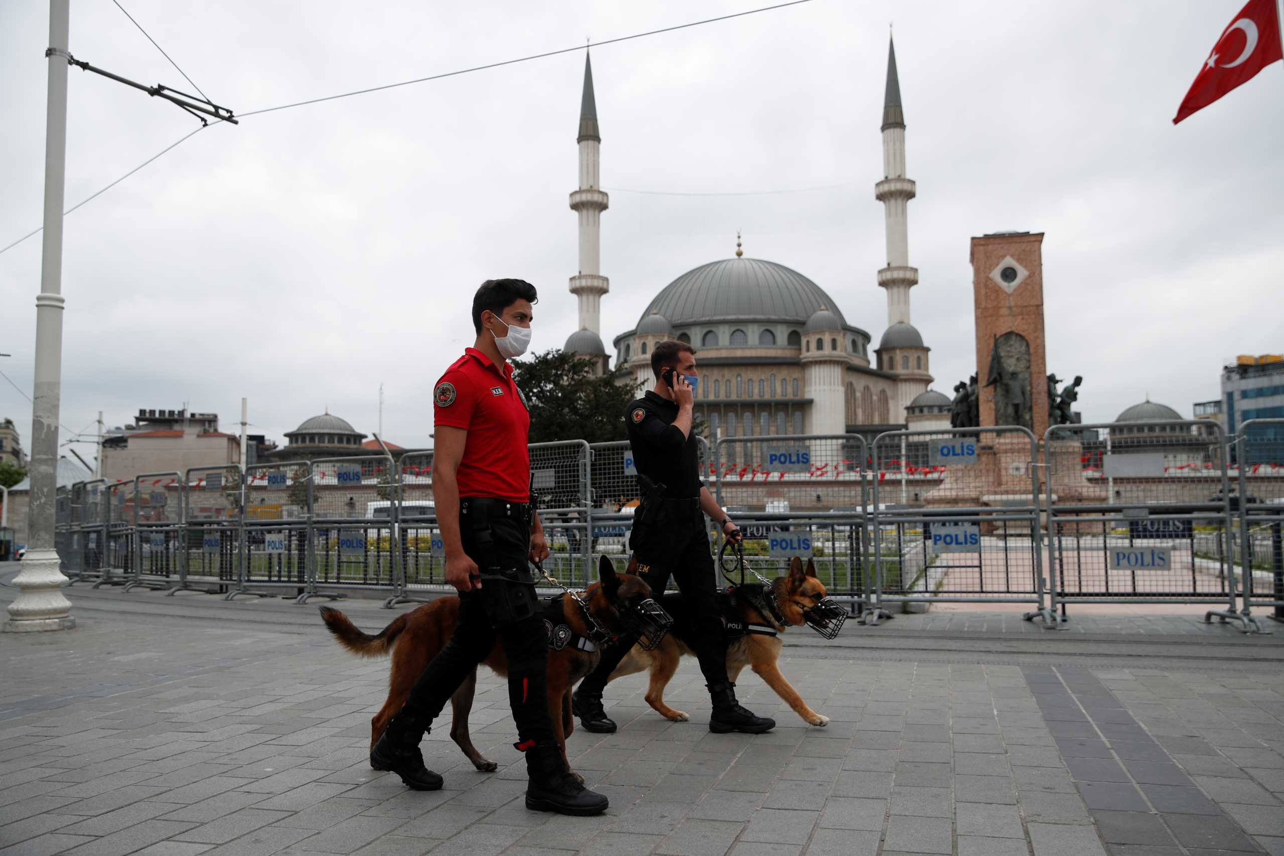 Τουρκία: Διπλασιάστηκαν σε δύο εβδομάδες τα κρούσματα κορονοϊού