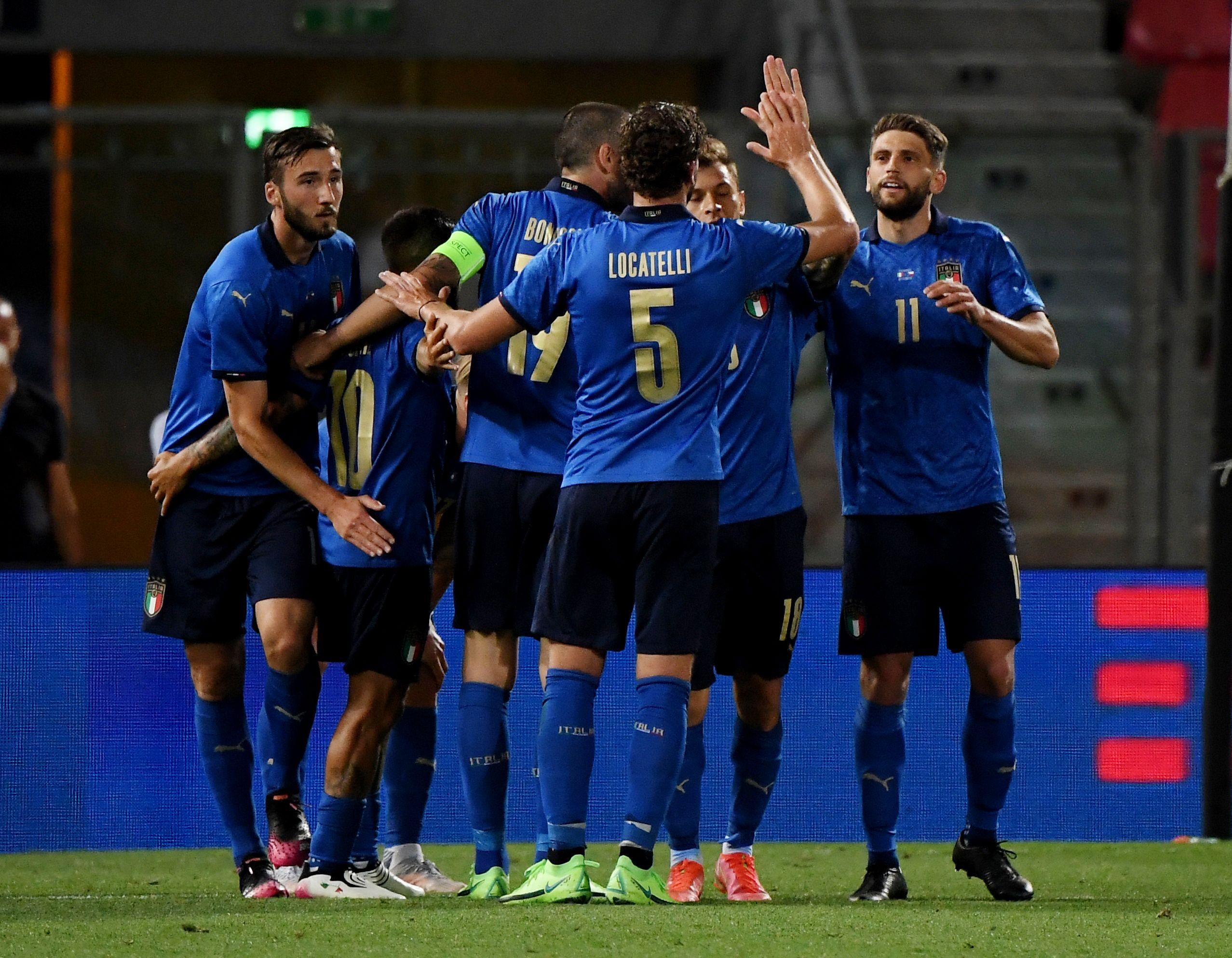 Φοβερή η Ιταλία, διέλυσε την Τσεχία κι έστειλε μήνυμα για το Euro