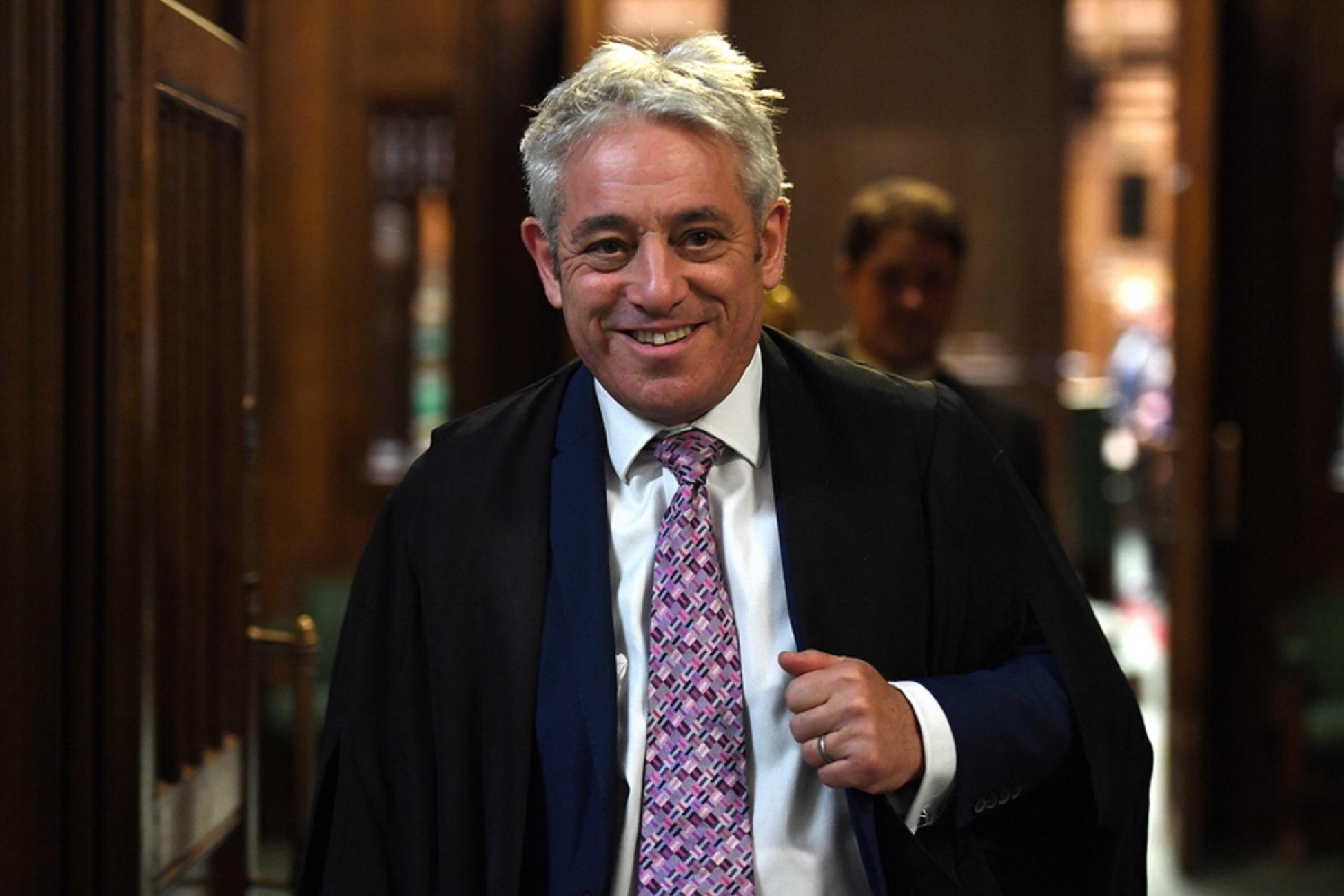 Βρετανία: Στο Εργατικό Κόμμα ο πρώην πρόεδρος της Βουλής των Κοινοτήτων Τζο Μπέρκοου