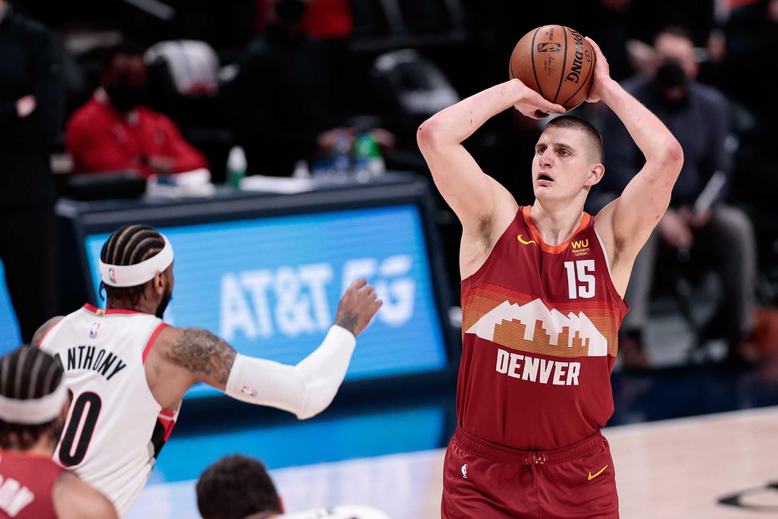 Νέος MVP στο NBA ο Γιόκιτς – Ψήφισαν και τον Αντετοκούνμπο