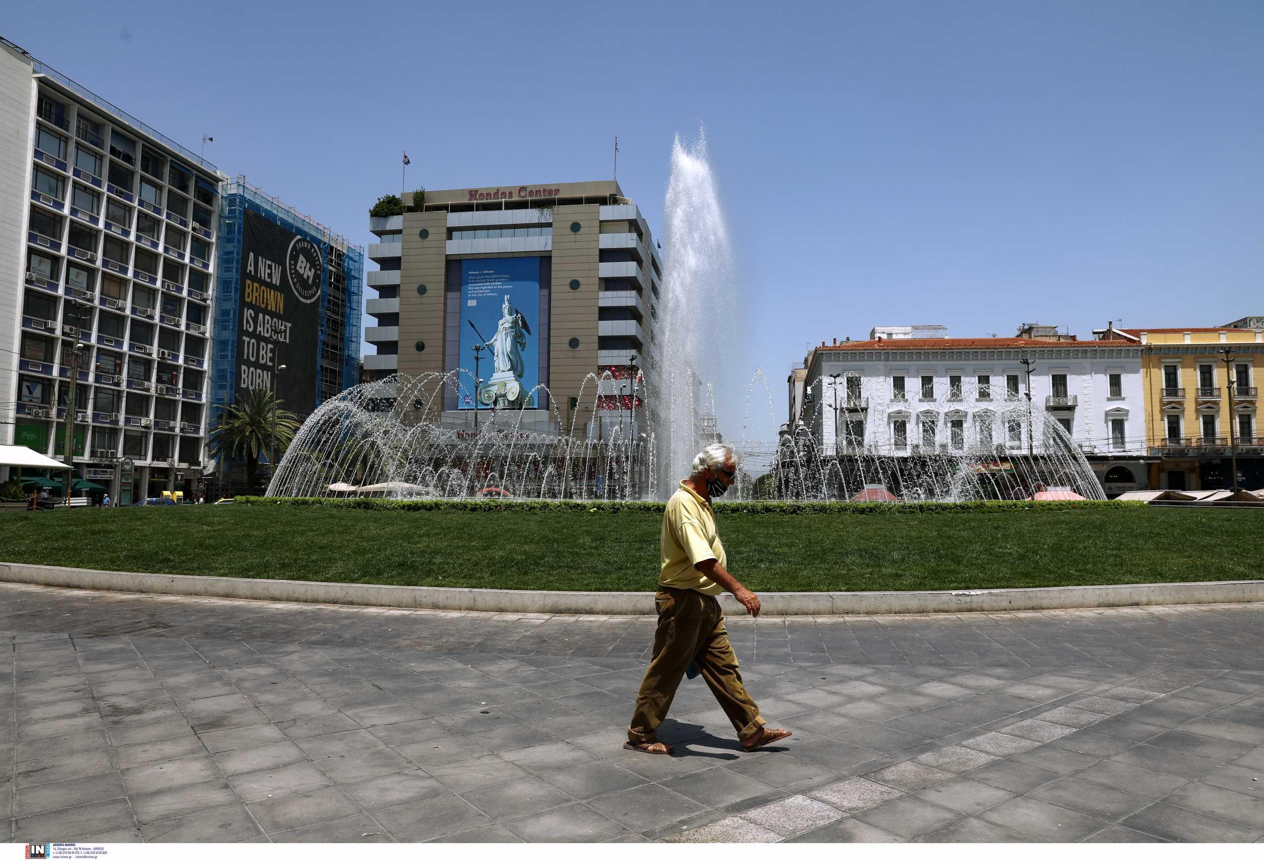 Καύσωνας: Στους 44,6 βαθμούς η θερμοκρασία στην Μεσσηνία – Πάνω από 40 σε 87 περιοχές