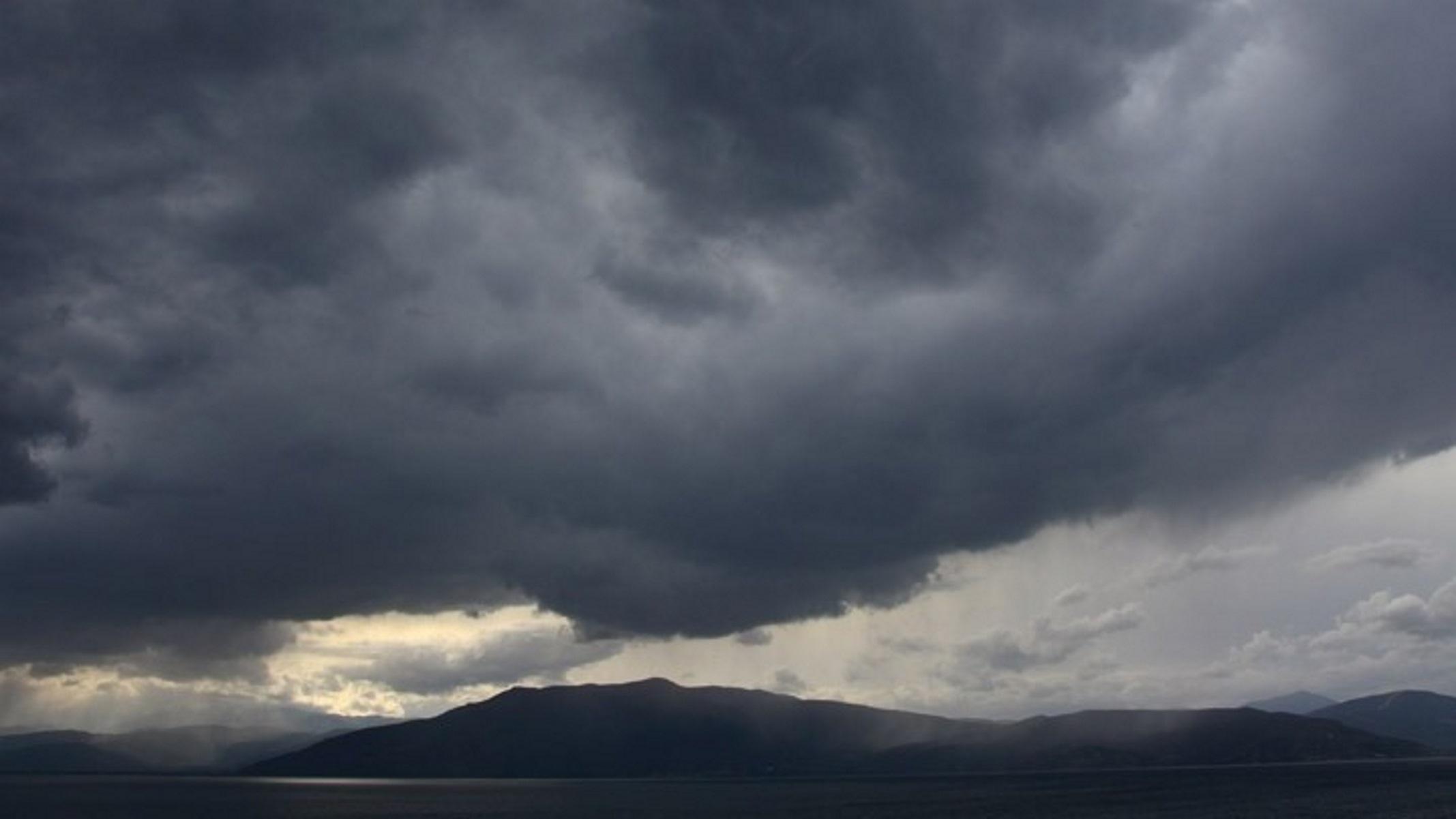 Καιρός αύριο: Πού θα βρέχει την Κυριακή (29/08)