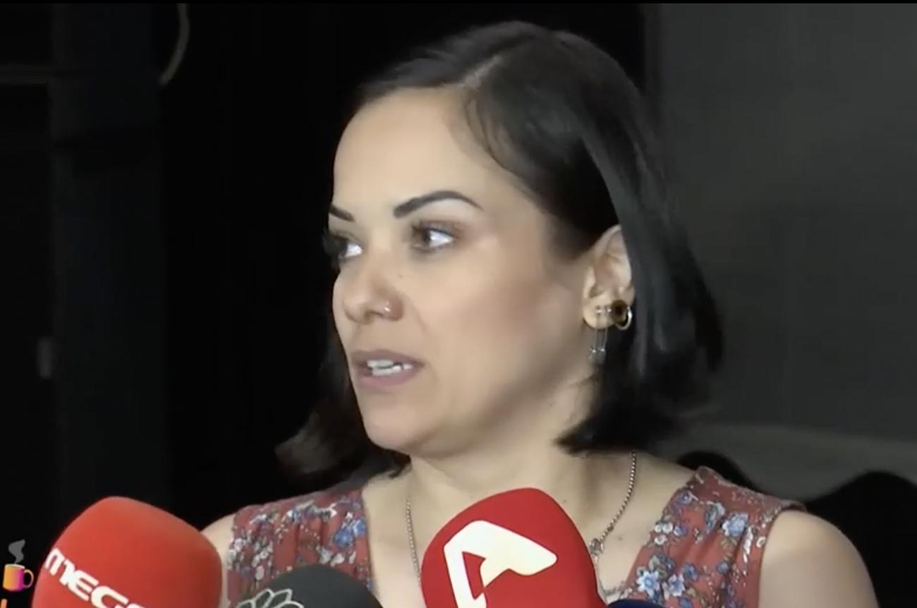 Κατερίνα Τσάβαλου: Απαντά για τις δηλώσεις της Αφροδίτης Λατινοπούλου