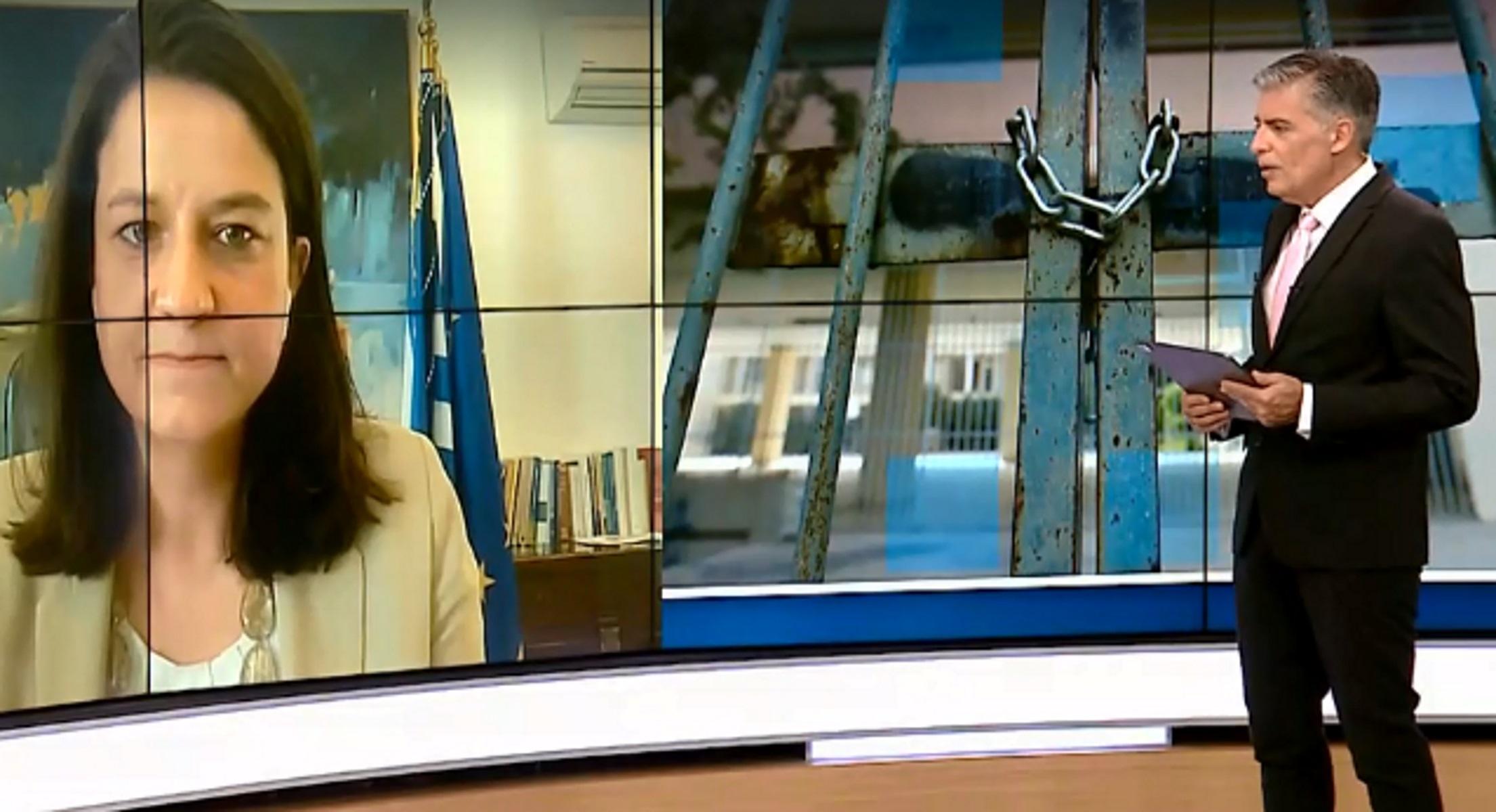 Κεραμέως στο «Live News» για πανελλήνιες: Για πρώτη φορά φέτος δύο ξεχωριστά μηχανογραφικά
