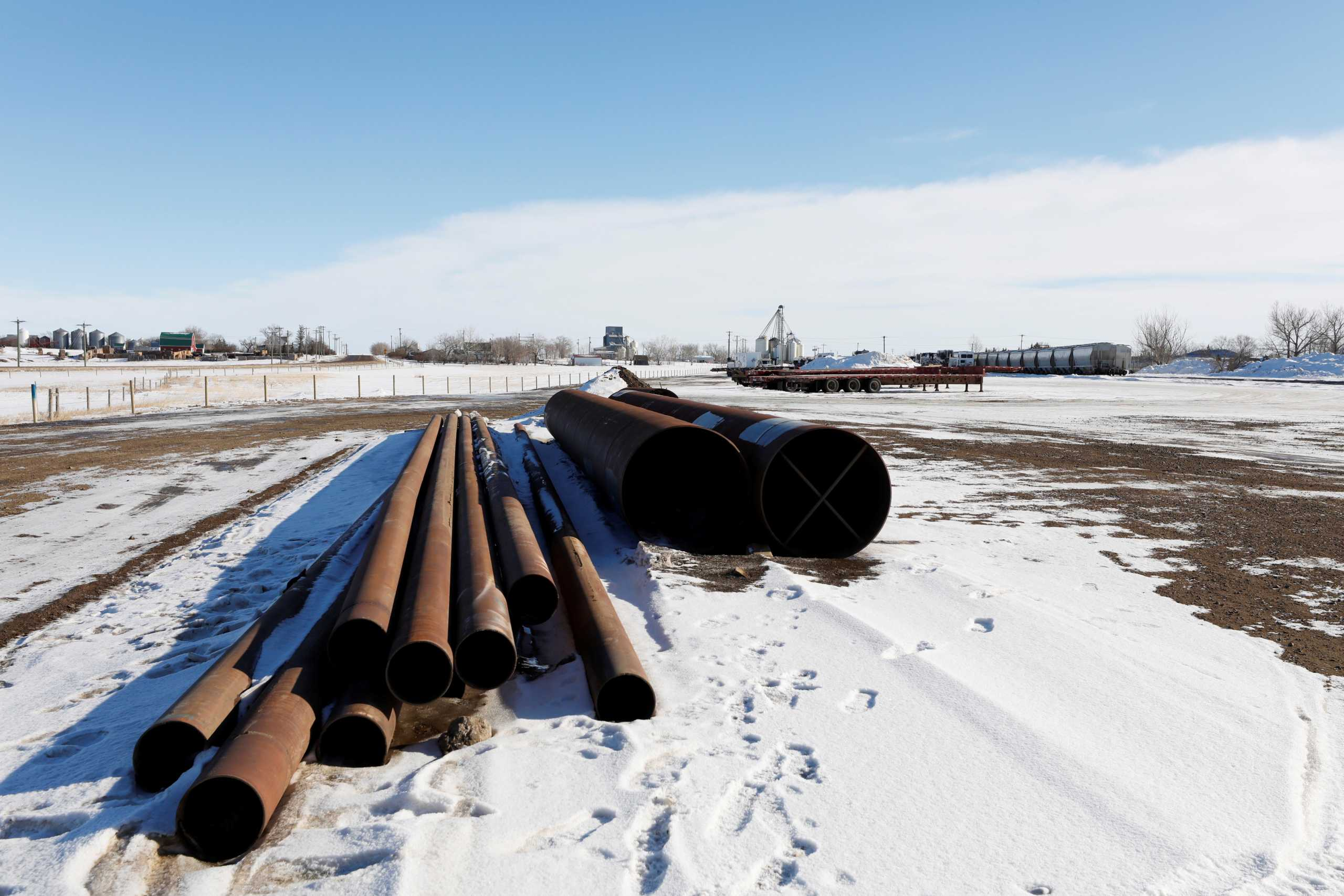 Ναυάγησε ο αμφιλεγόμενος πετρελαιαγωγός Keystone XL