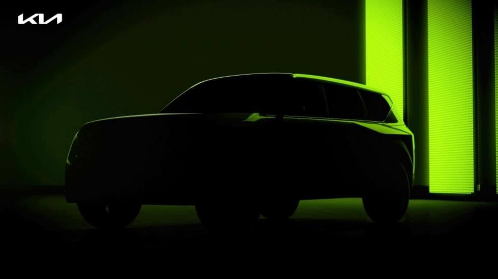 Kia: Στα σκαριά ένα μεγάλο και αμιγώς ηλεκτρικό SUV
